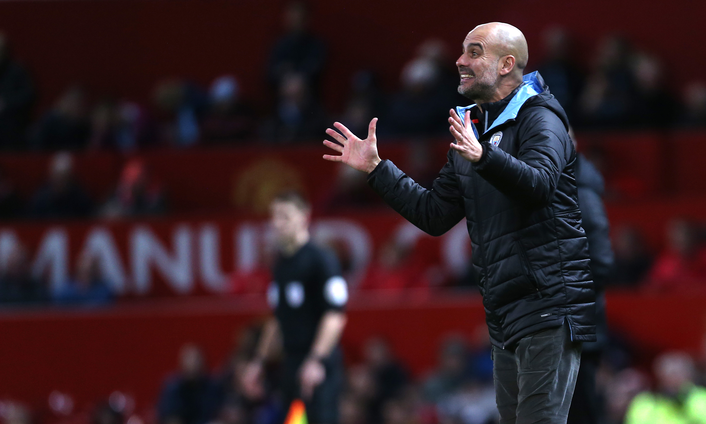 Manchester United v Manchester City - Carabao Cup: Semi Final