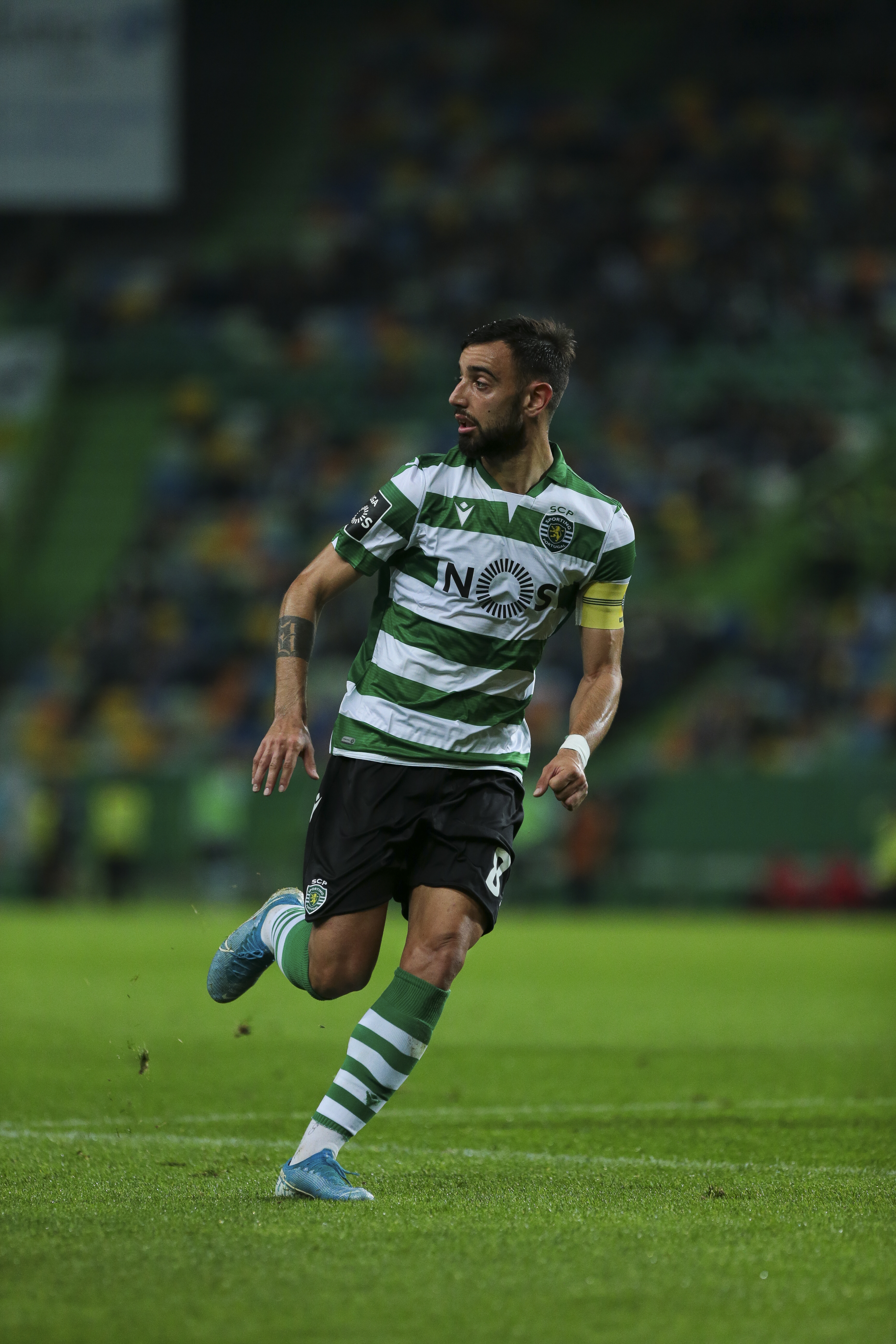 Sporting CP and Moreirense FC - Premier League 2019/20