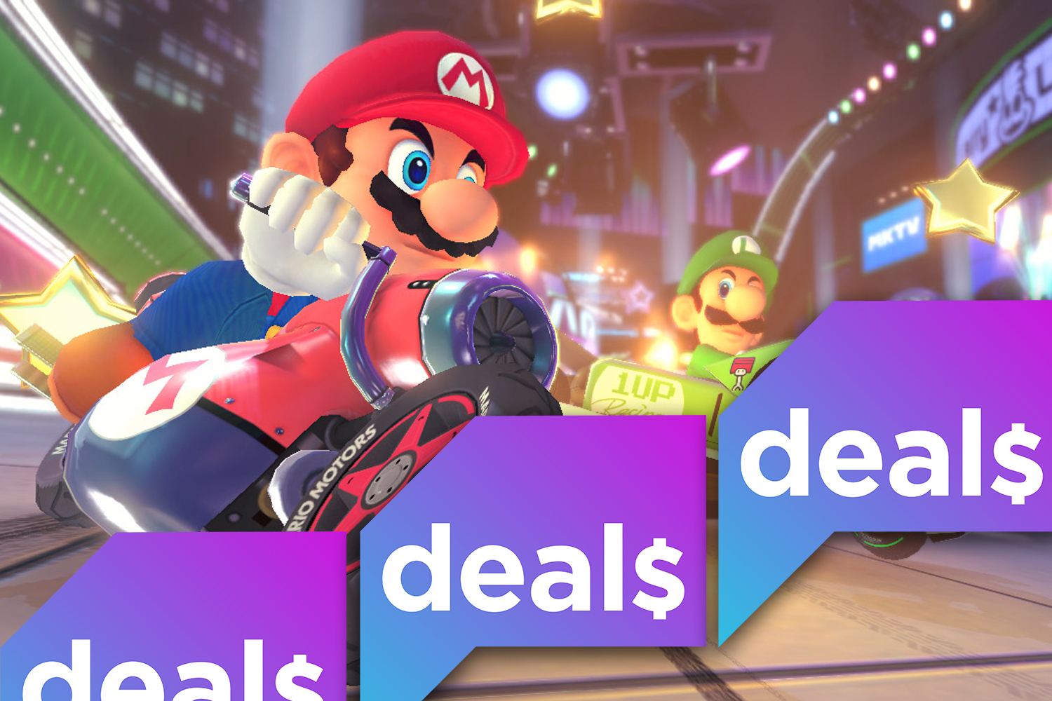 Nintendo Switch and PC games on sale, Razer accessory discounts, and more of the week's best deals