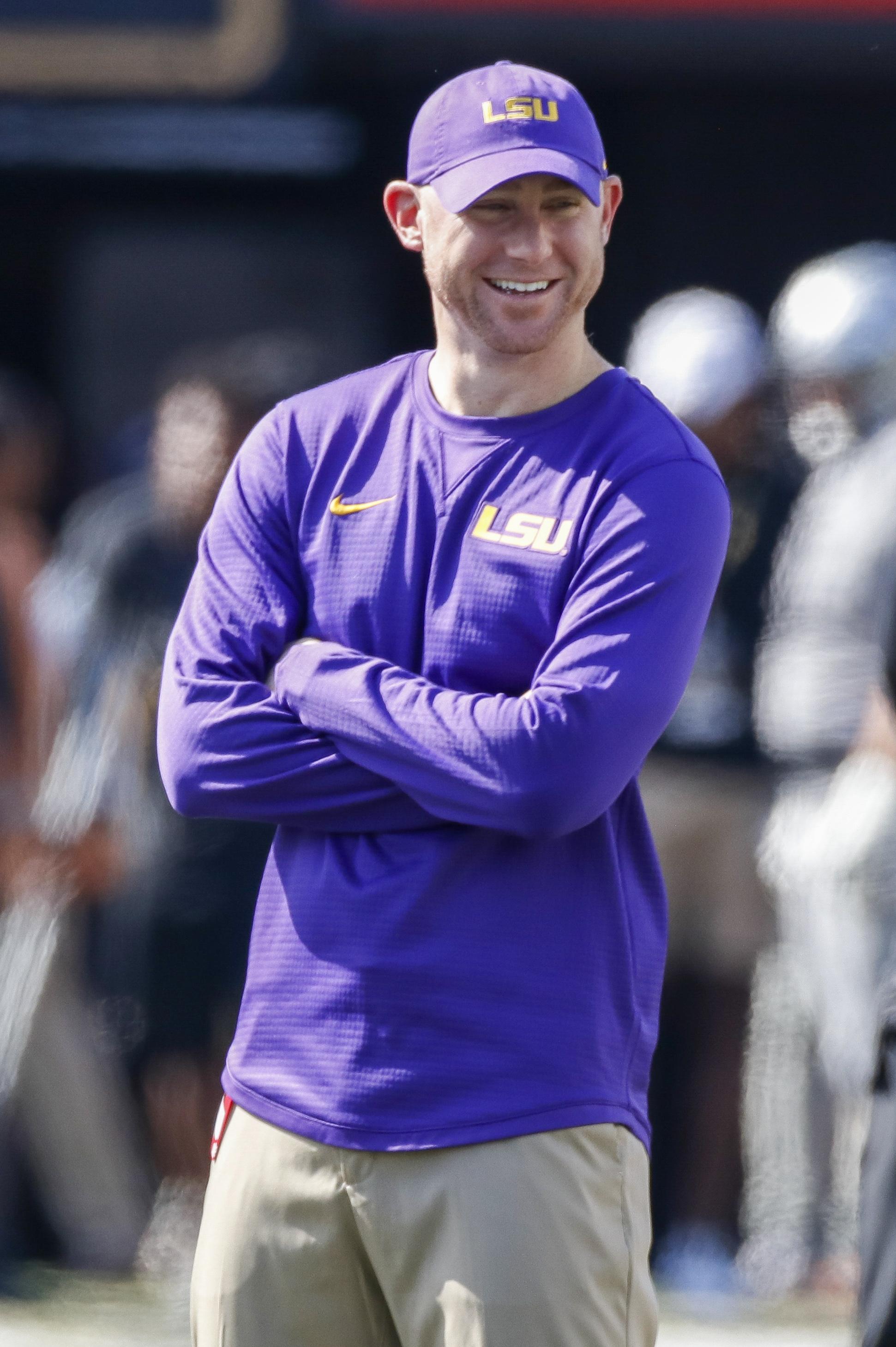 COLLEGE FOOTBALL: SEP 21 LSU at Vanderbilt