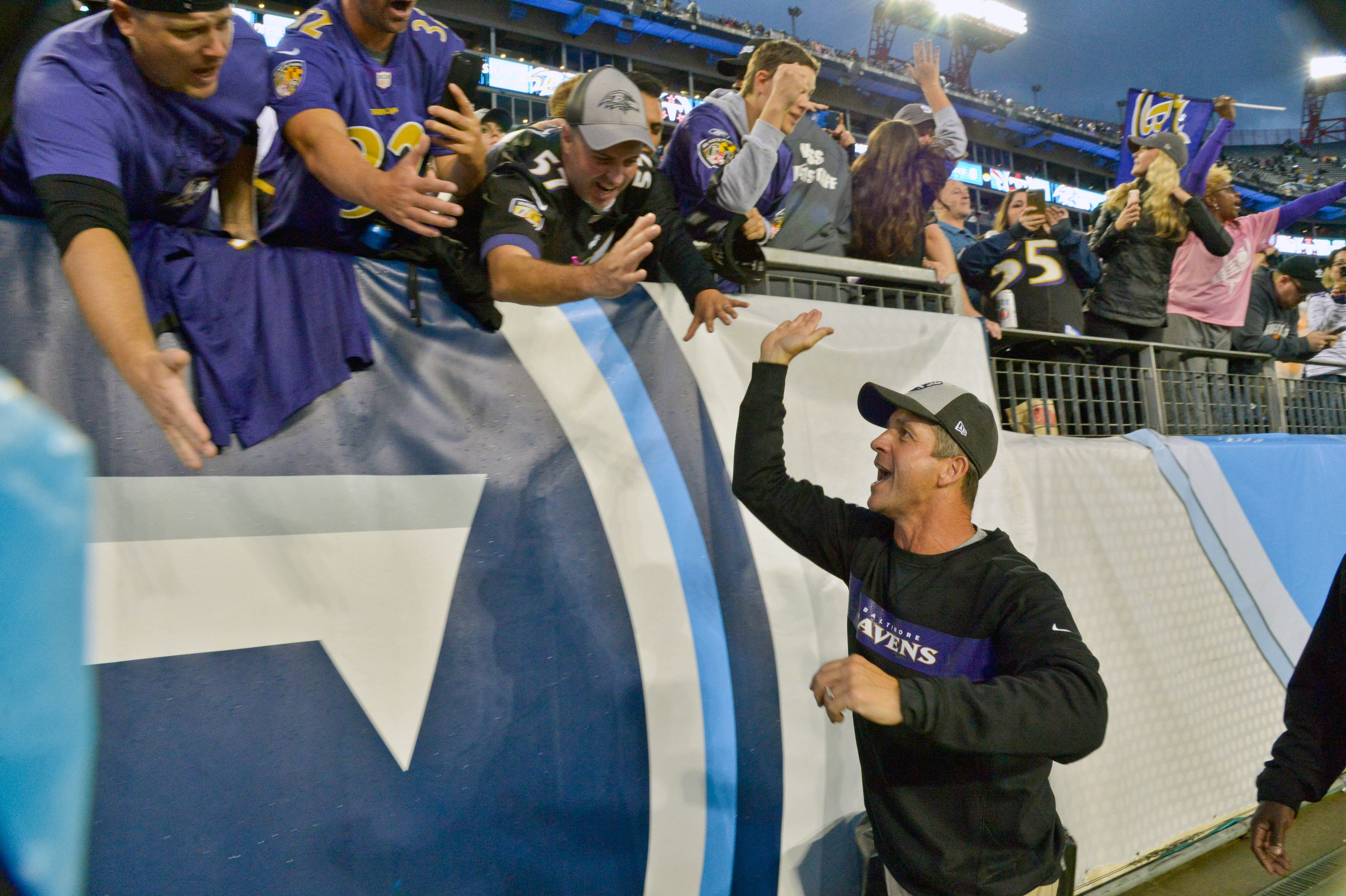NFL: Baltimore Ravens at Tennessee Titans