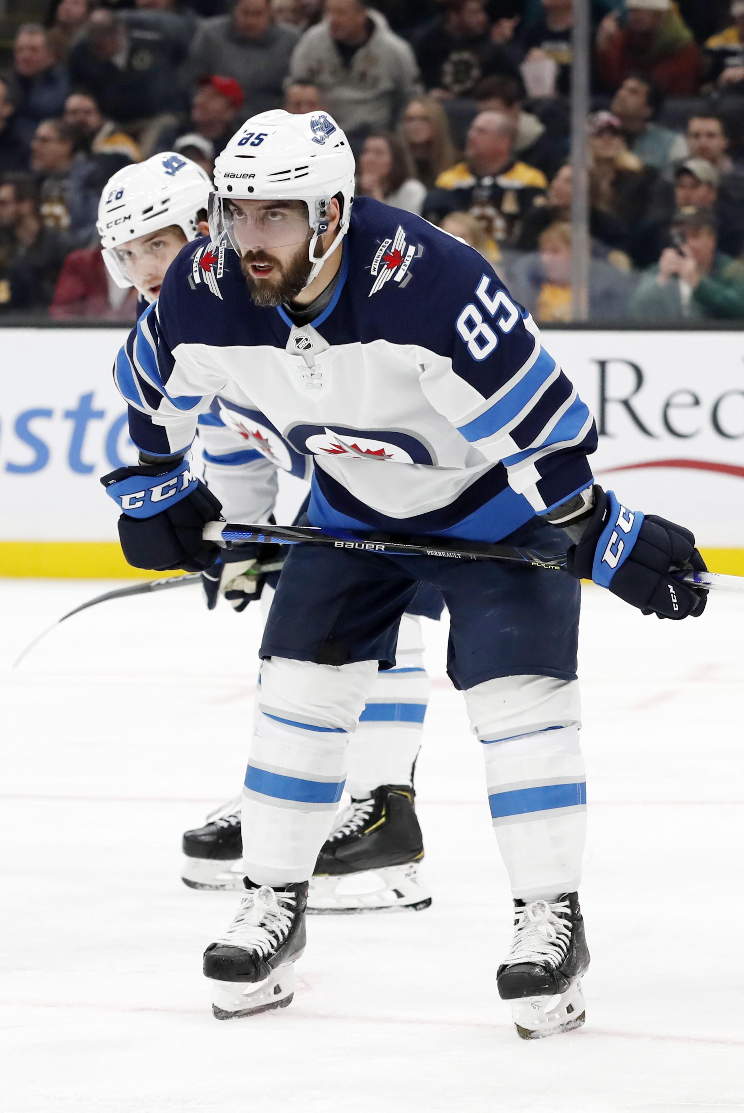 NHL: JAN 09 Jets at Bruins