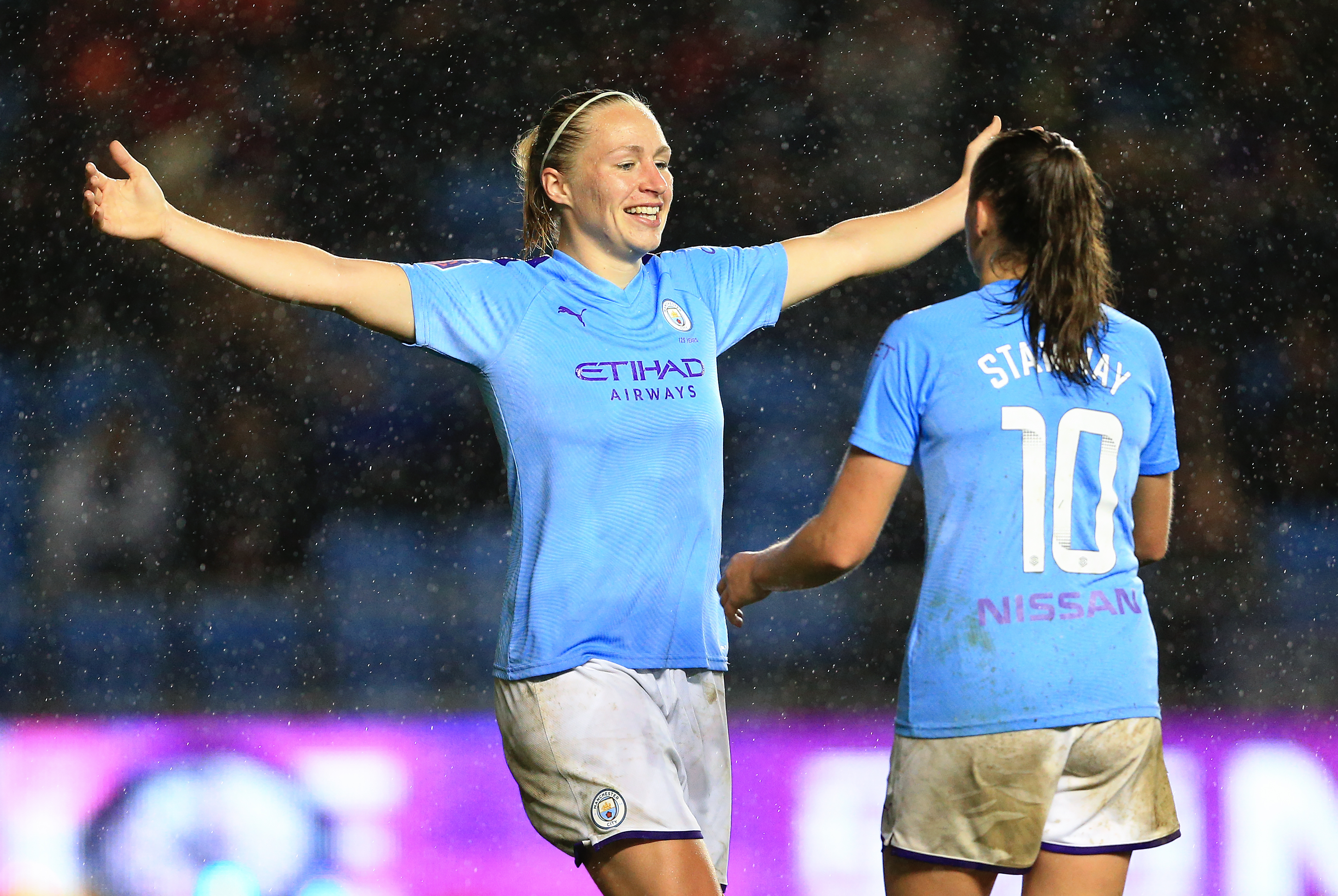 Manchester City v Everton - Barclays FA Women's Super League