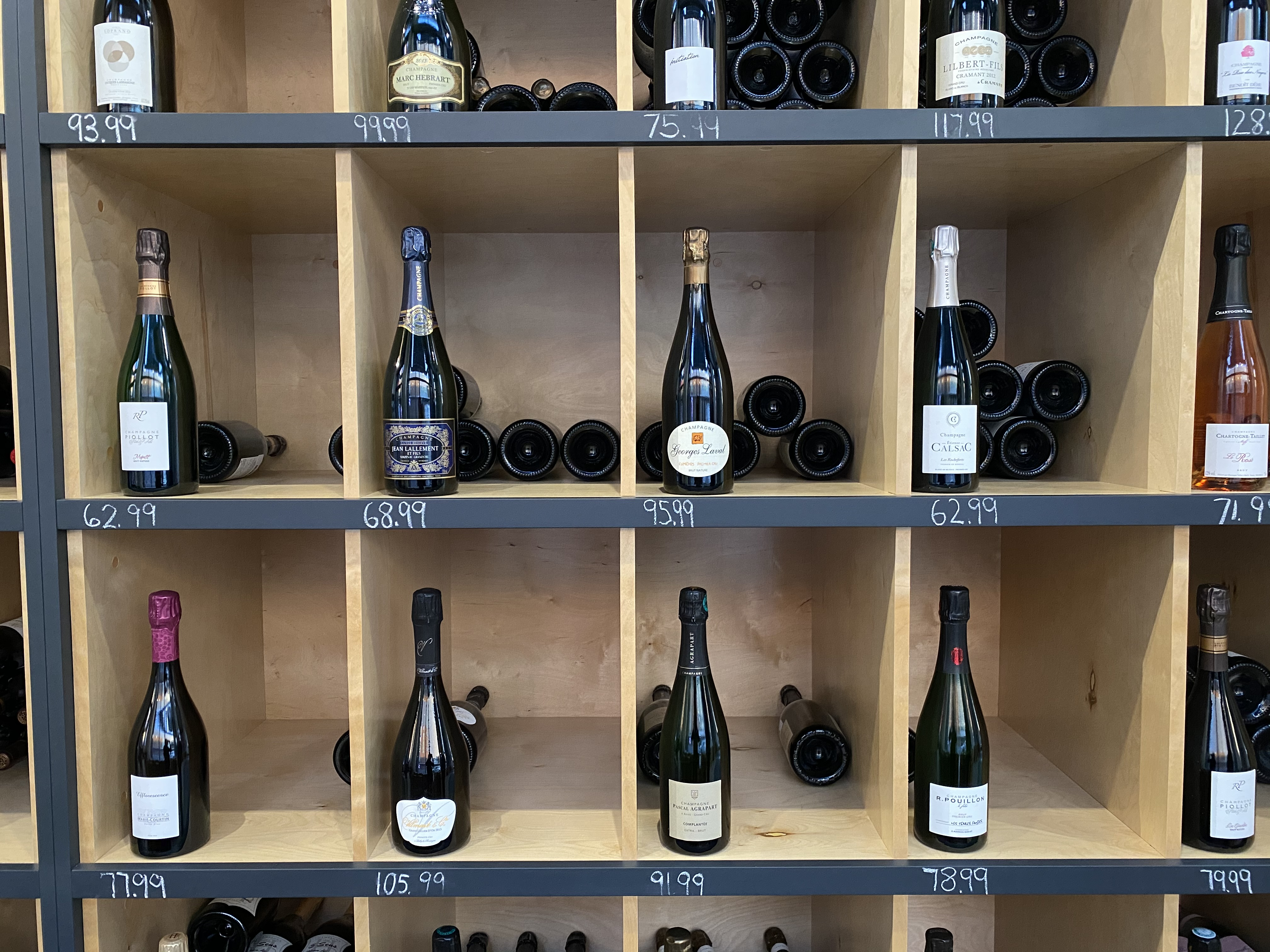 Wine shop owners speak about how looming impending tariffs on European wine may affect their businesses