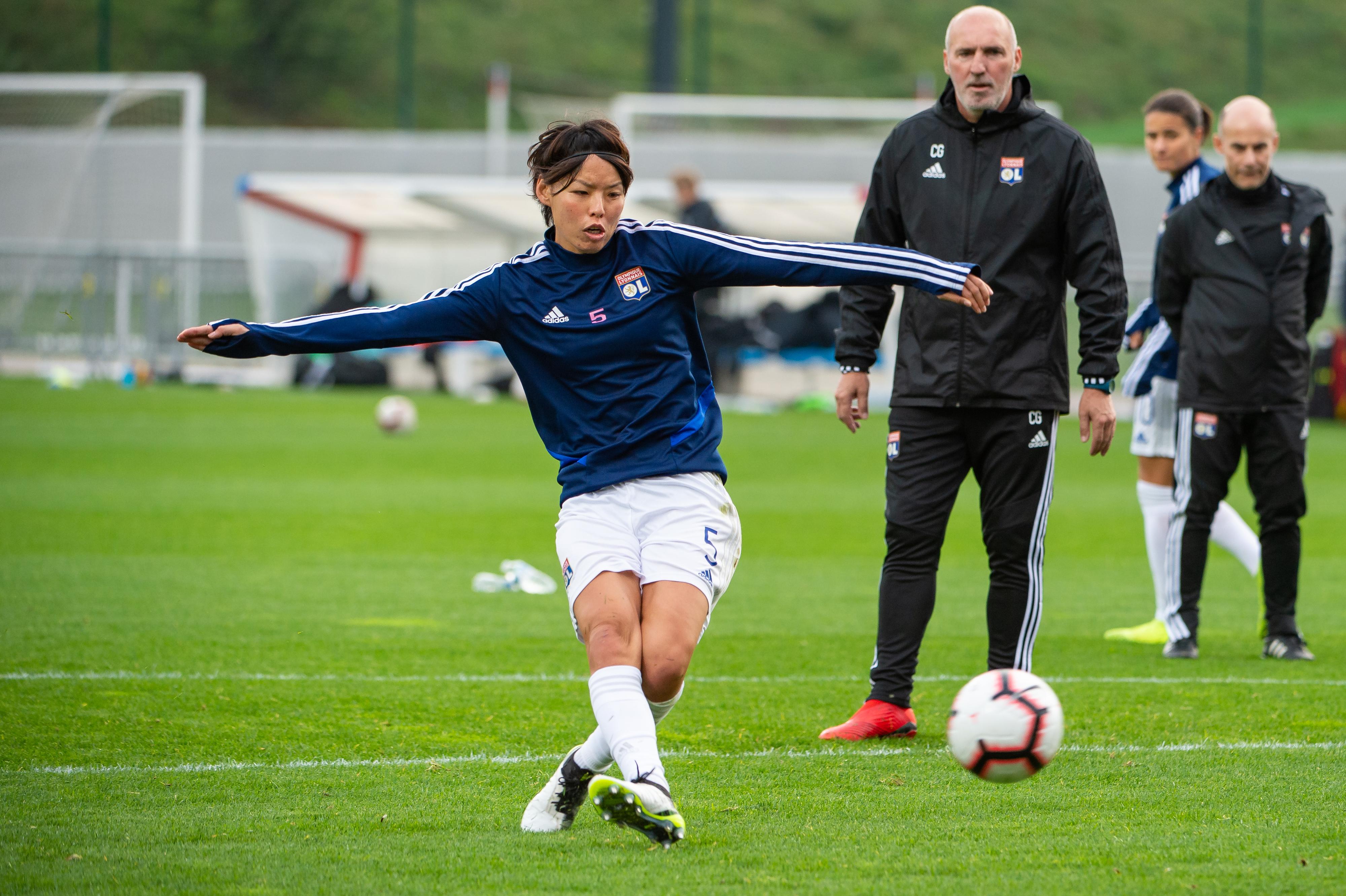 Olympique Lyon Women's v Fortuna Hjorring - UEFA Women's Champions League