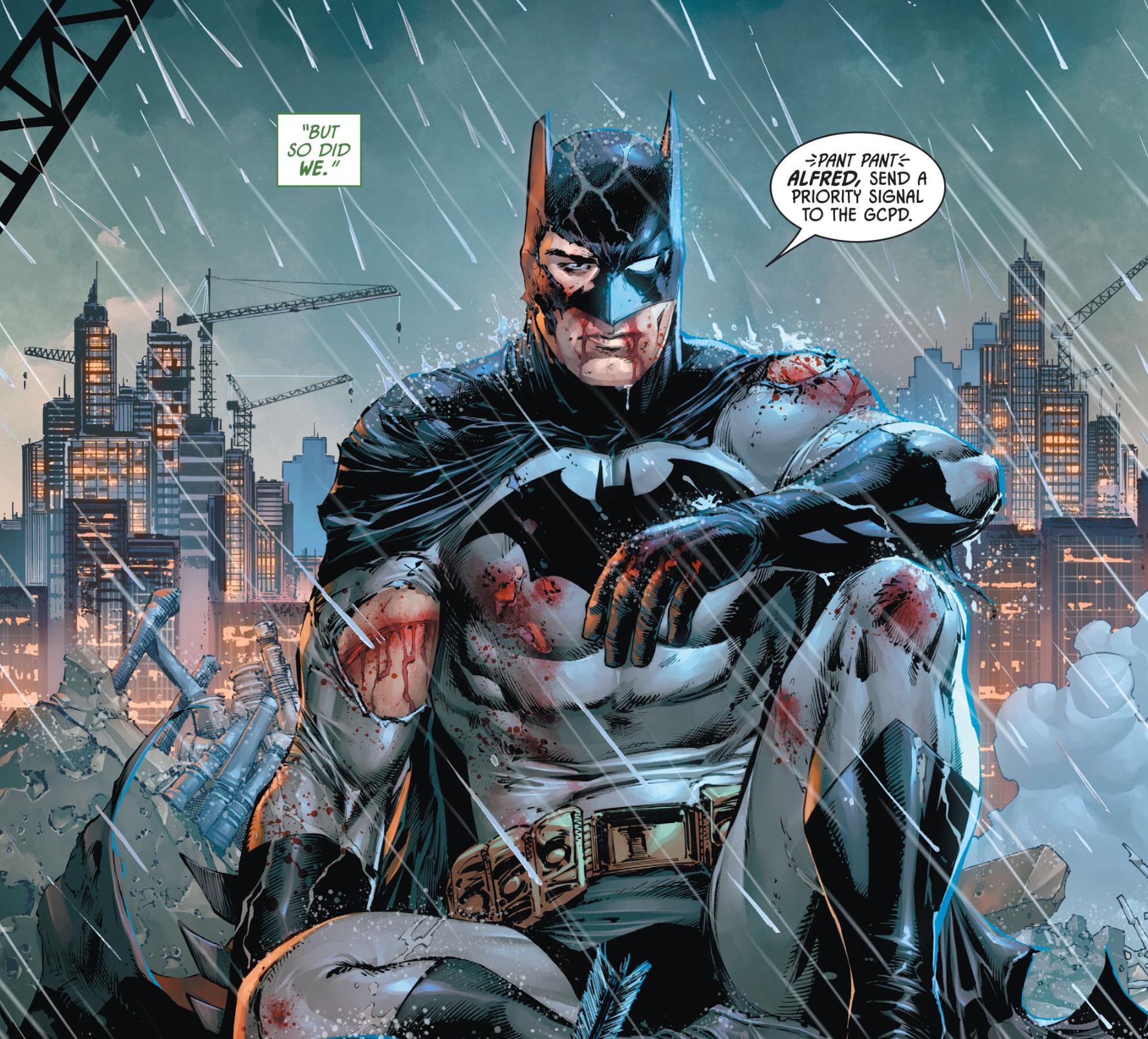 DC's pivotal, new Batman comic teases a fresh beginning for the Joker, too
