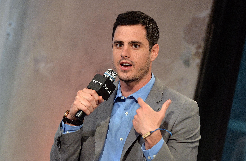 "AOL Build Speaker Series - Ben Higgins, ""The Bachelor"""