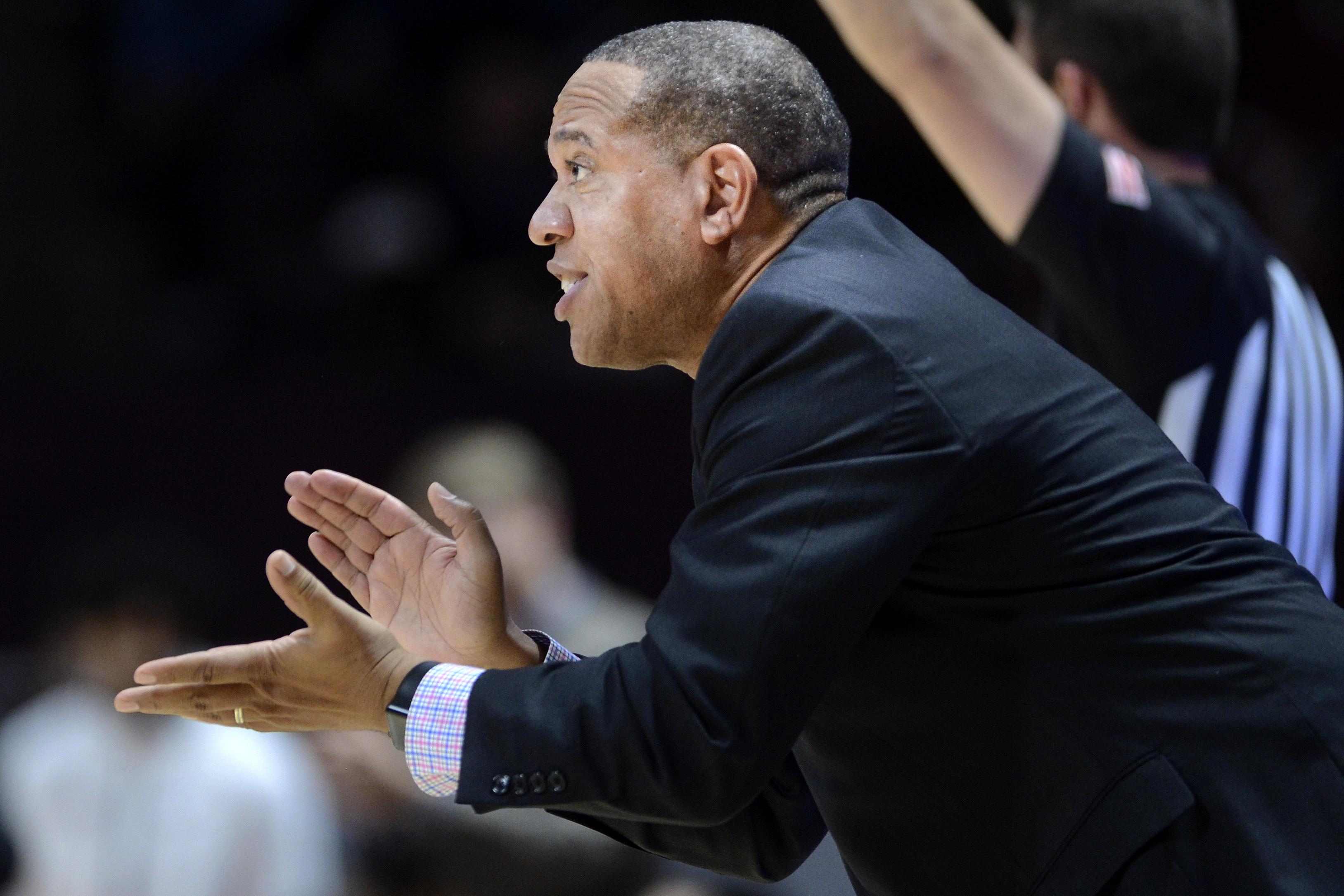 NCAA Basketball: Delaware State at Virginia Tech