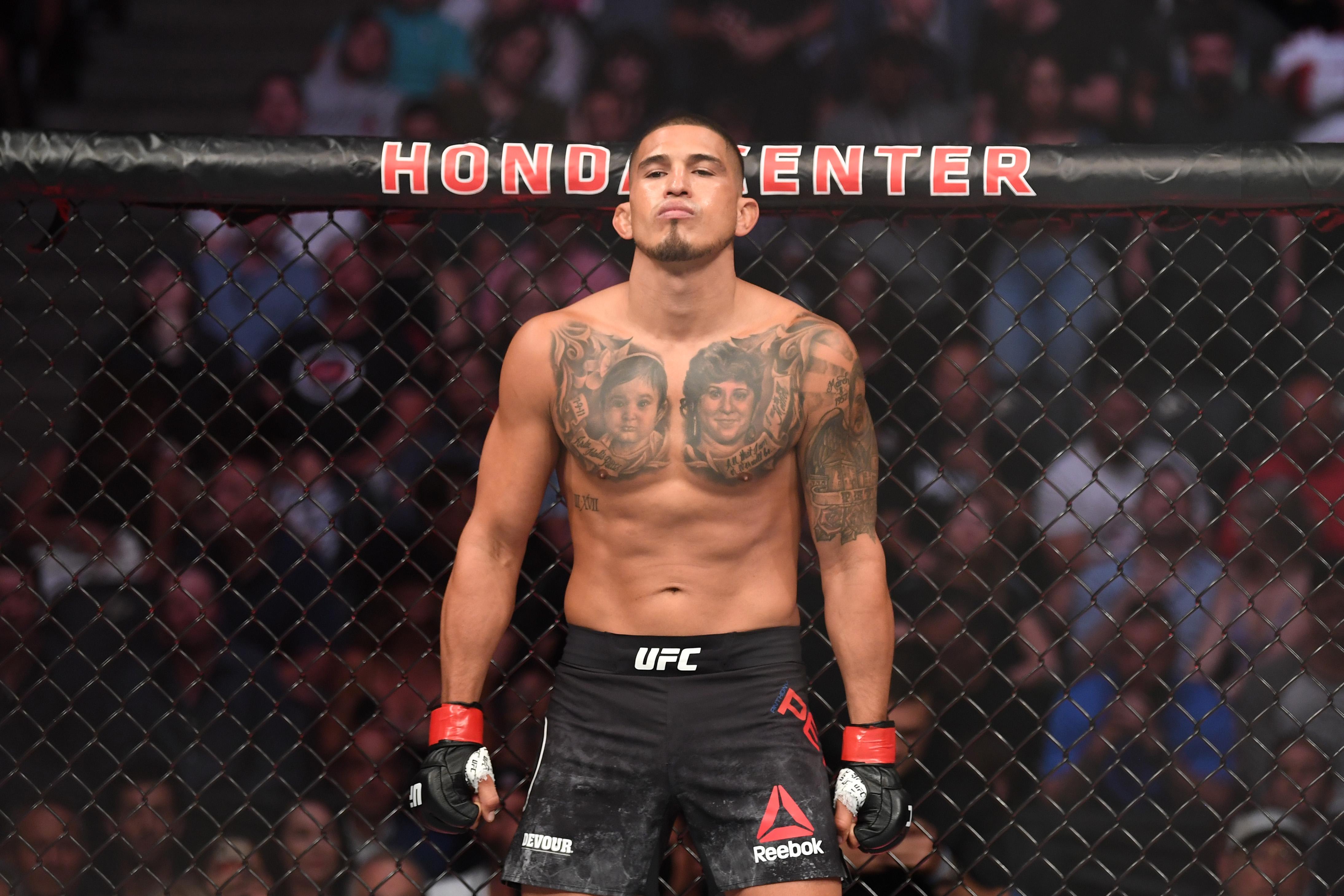 UFC 241: Pettis v Diaz