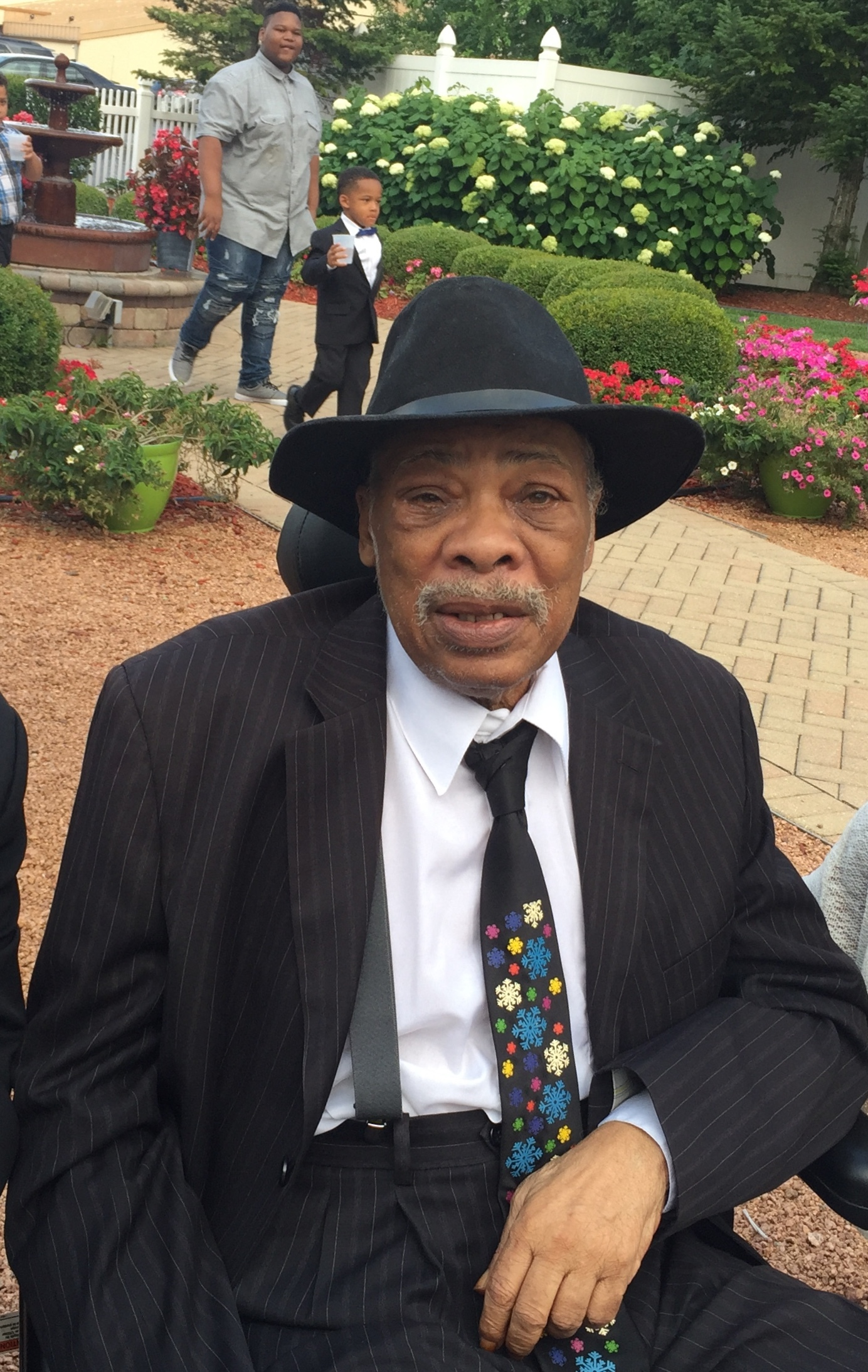 John Stanley Johnson, 77, was found dead Tueday inside his burning Wrightwood home.