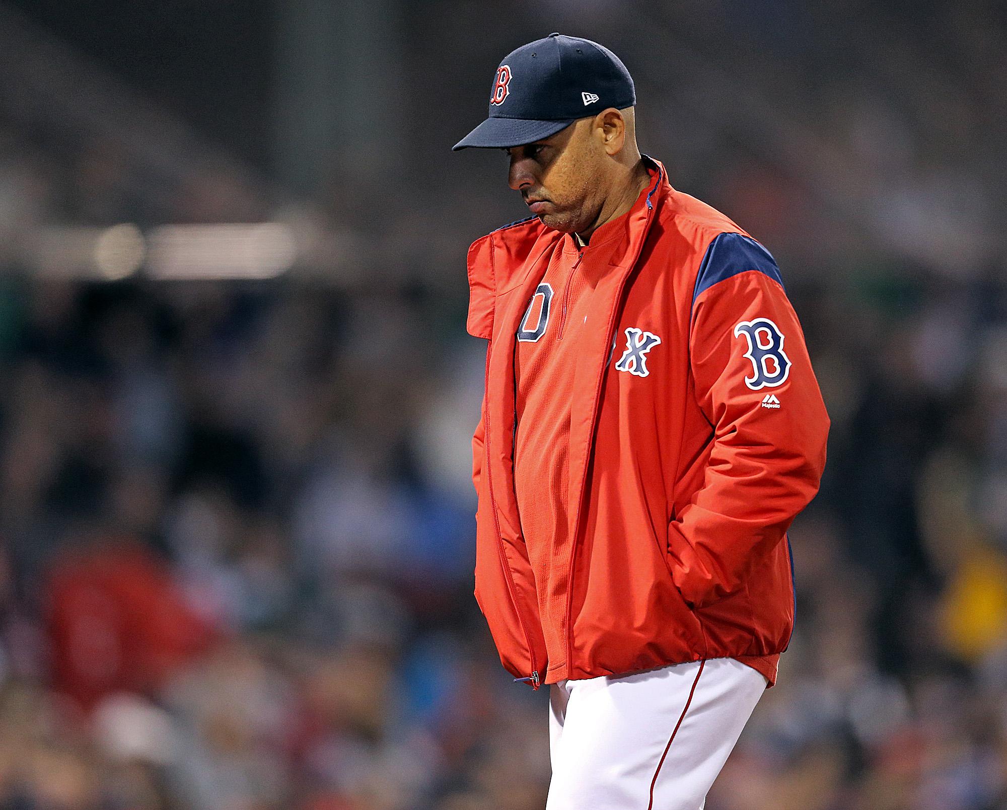 Boston Red Sox vs San Francisco Giants