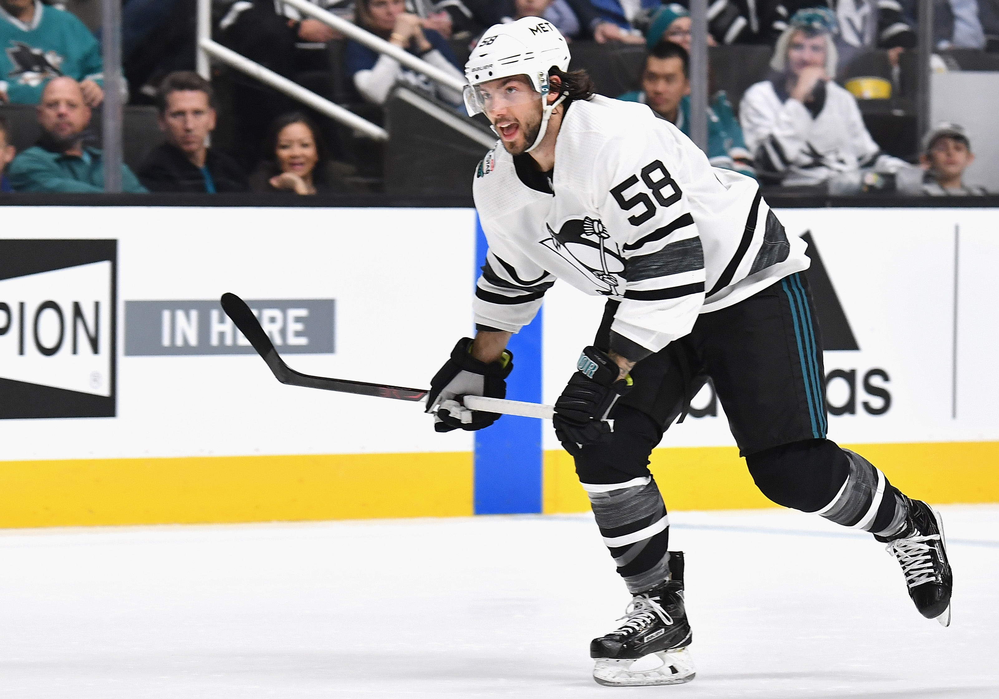 2019 Honda NHL All-Star Game - Metropolitan v Central