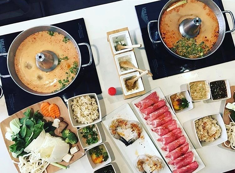 Orange County Hot Pot Bubbles Up in Carlsbad