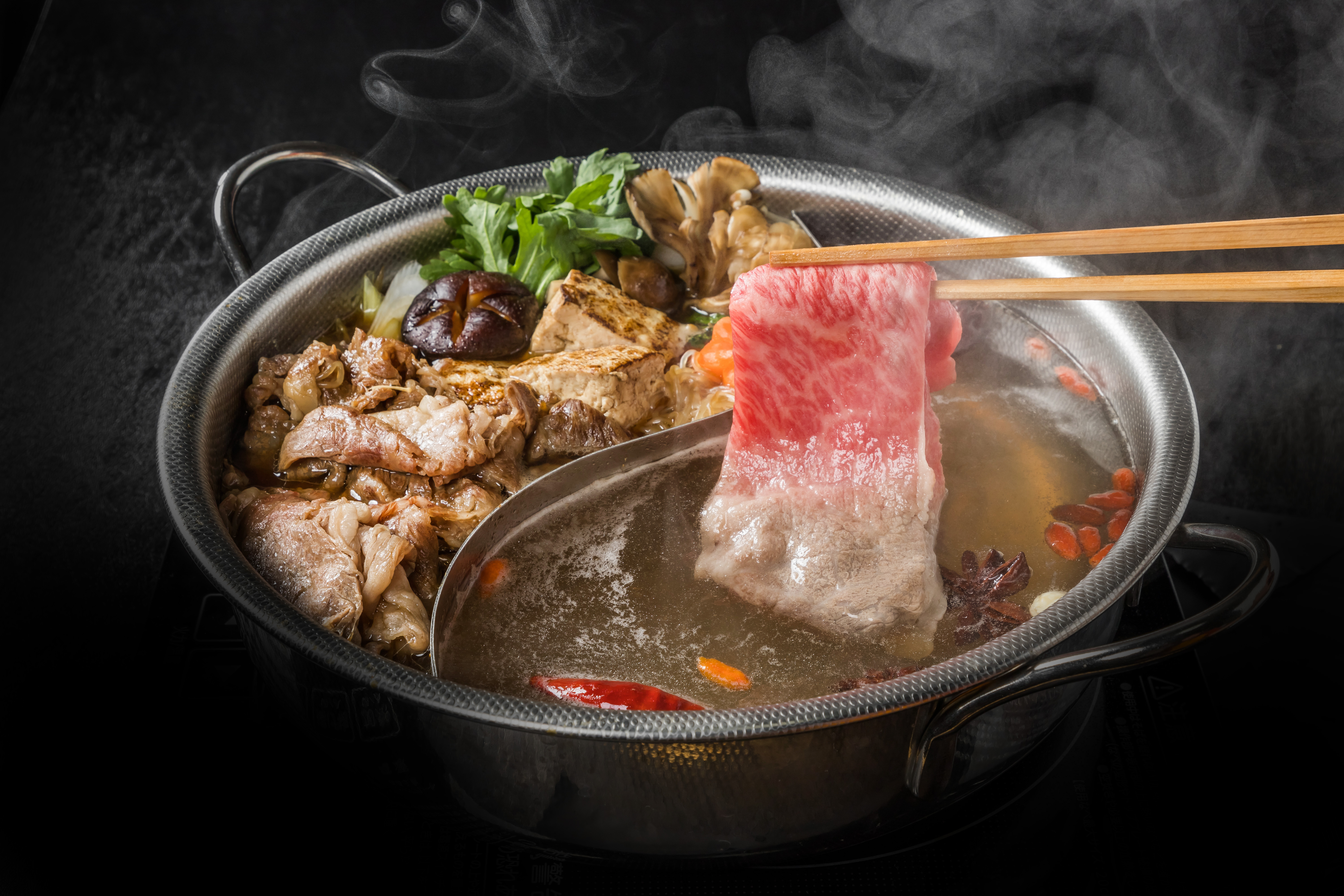 Midtown Is Getting a New Hot Pot and Barbecue Restaurant