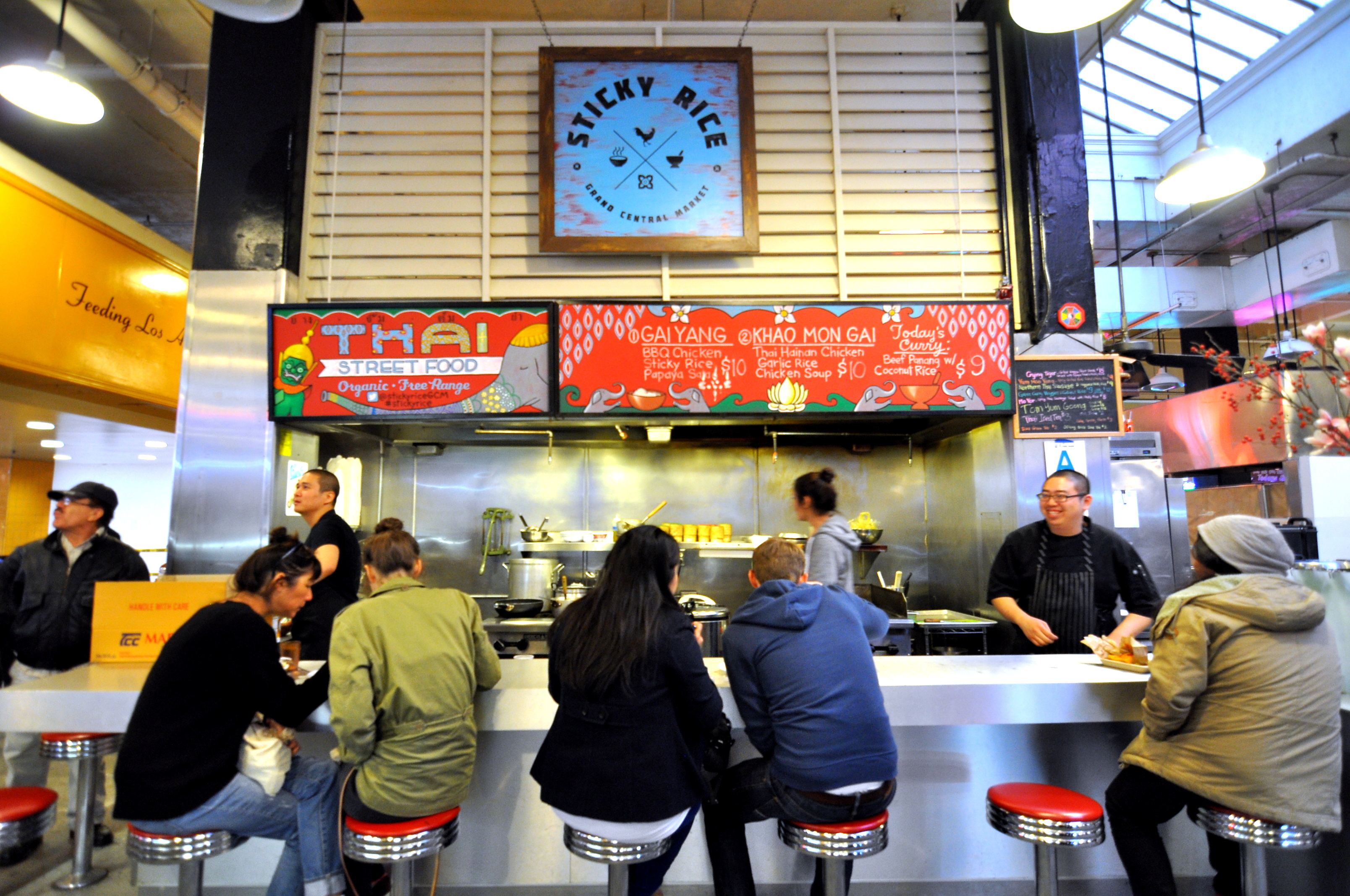 10 Delicious Things to Eat at Grand Central Market