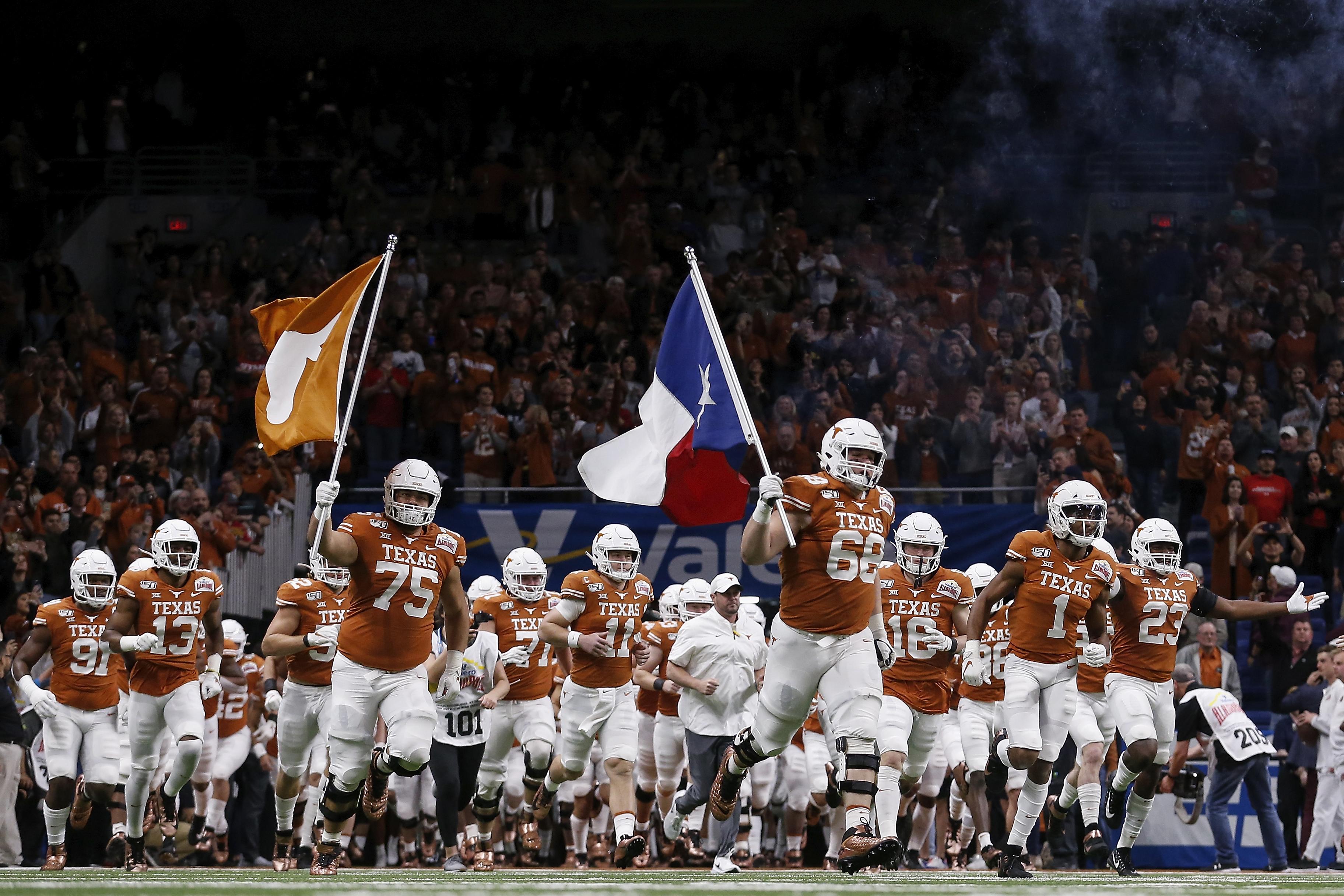 Valero Alamo Bowl - Utah v Texas