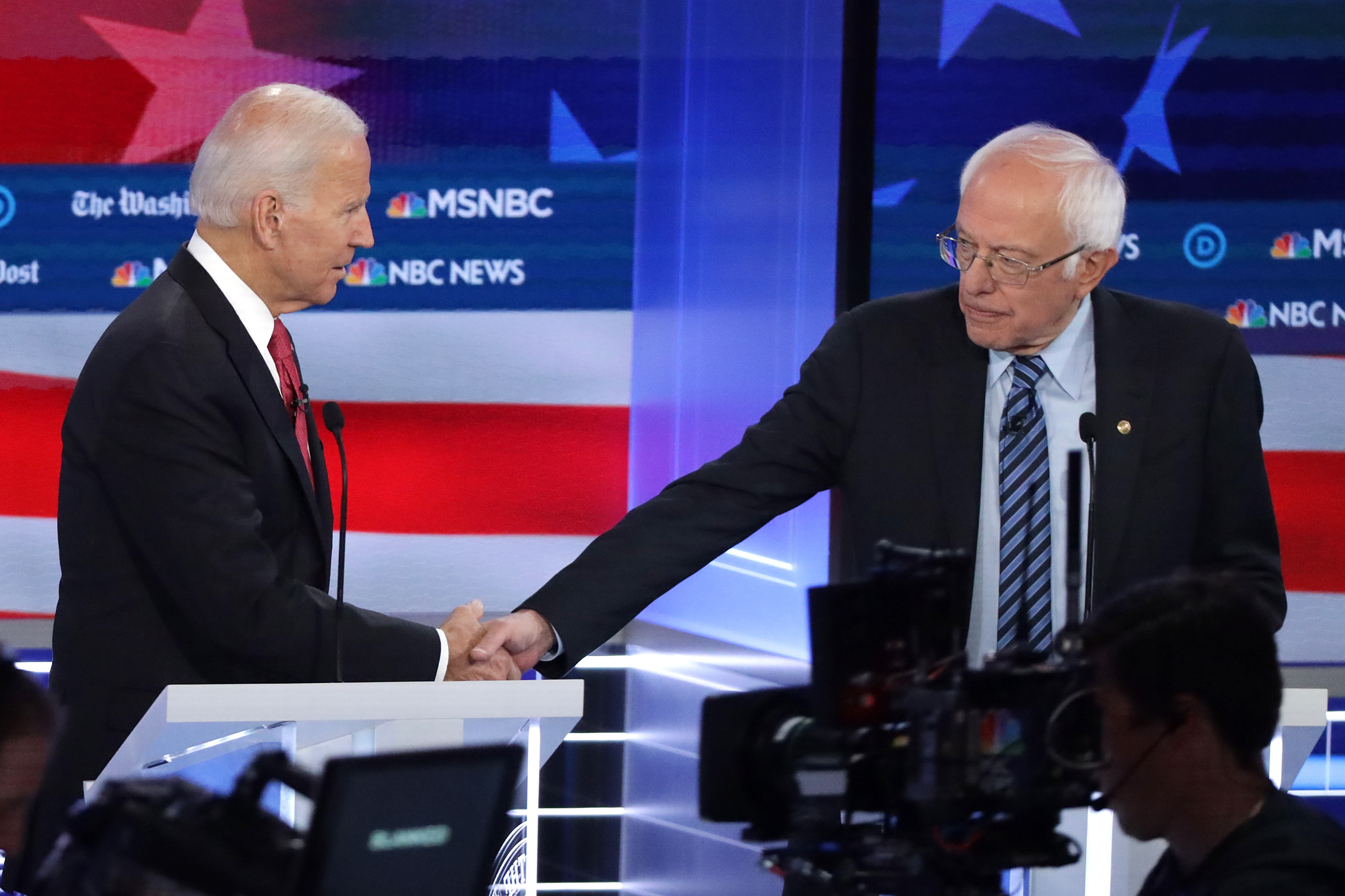 The next Democratic debate will take place right before the New Hampshire primary