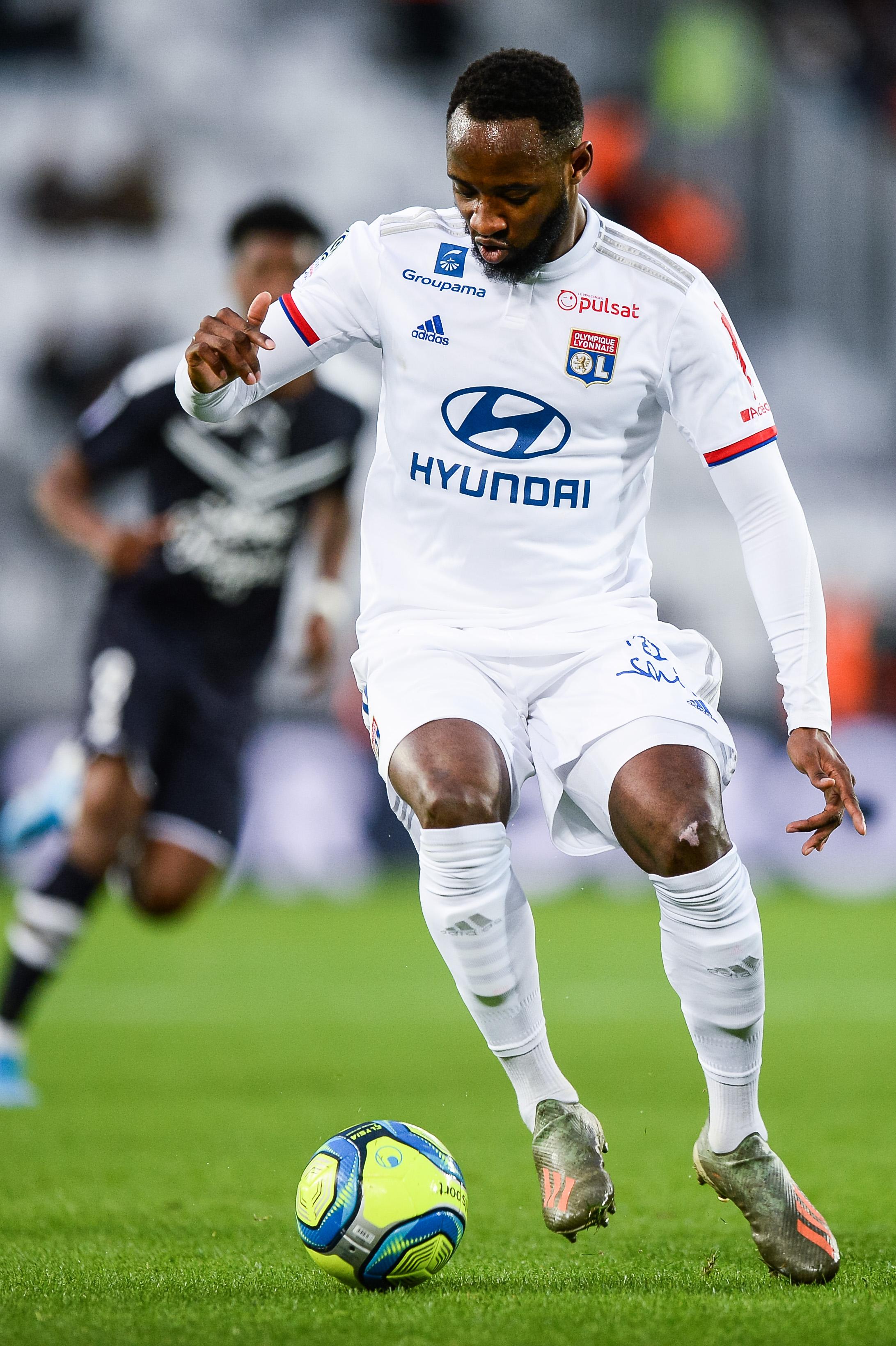Girondins Bordeaux v Olympique Lyon - Ligue 1
