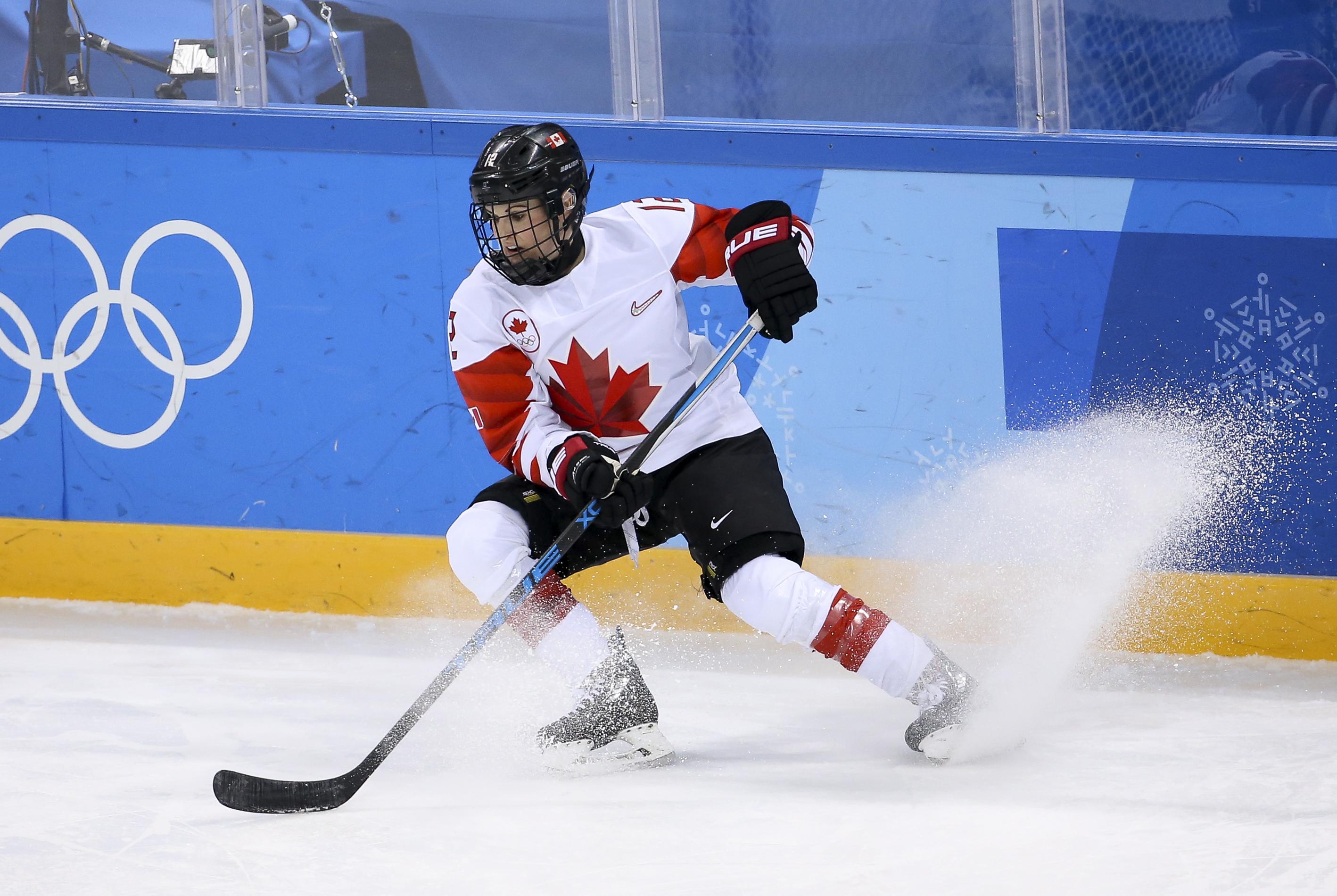 Ice Hockey - Winter Olympics Day 10 - Canada v OAR