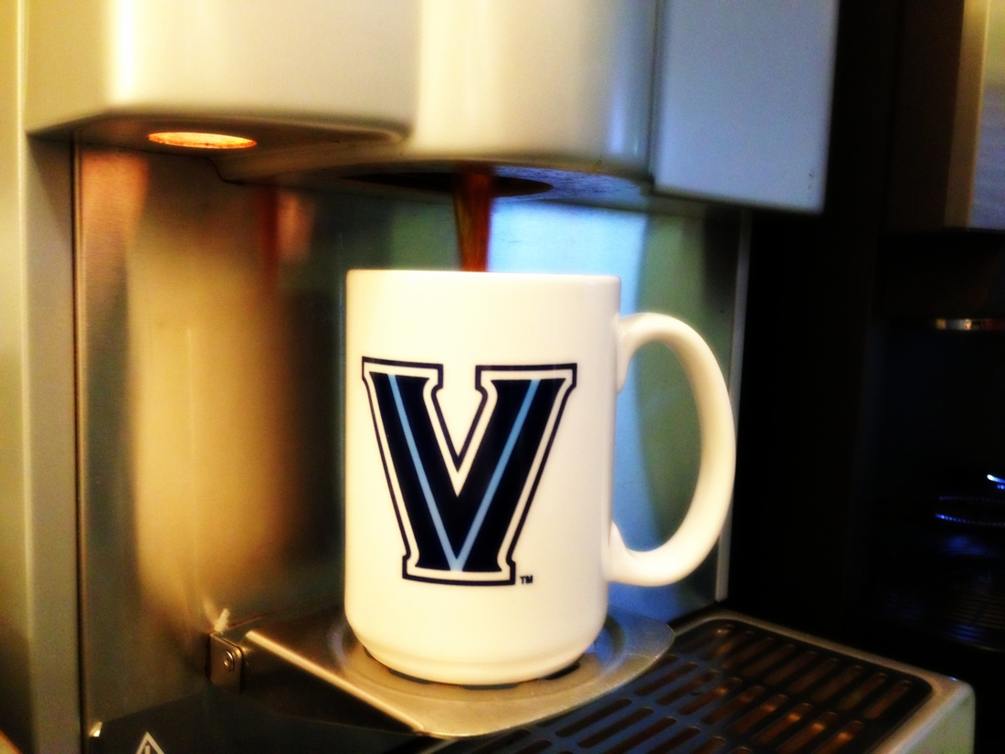 Villanova Mug Arizin Links