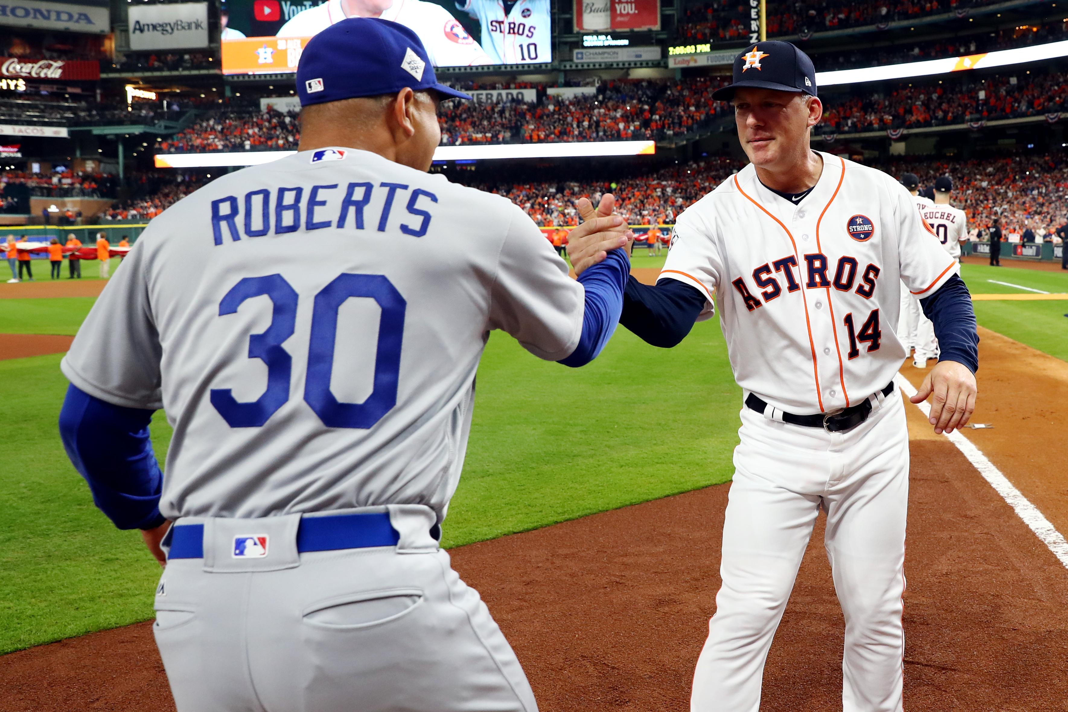 2017 Major League Baseball World Series Game Three: Los Angeles Dodgers v. Houston Astros