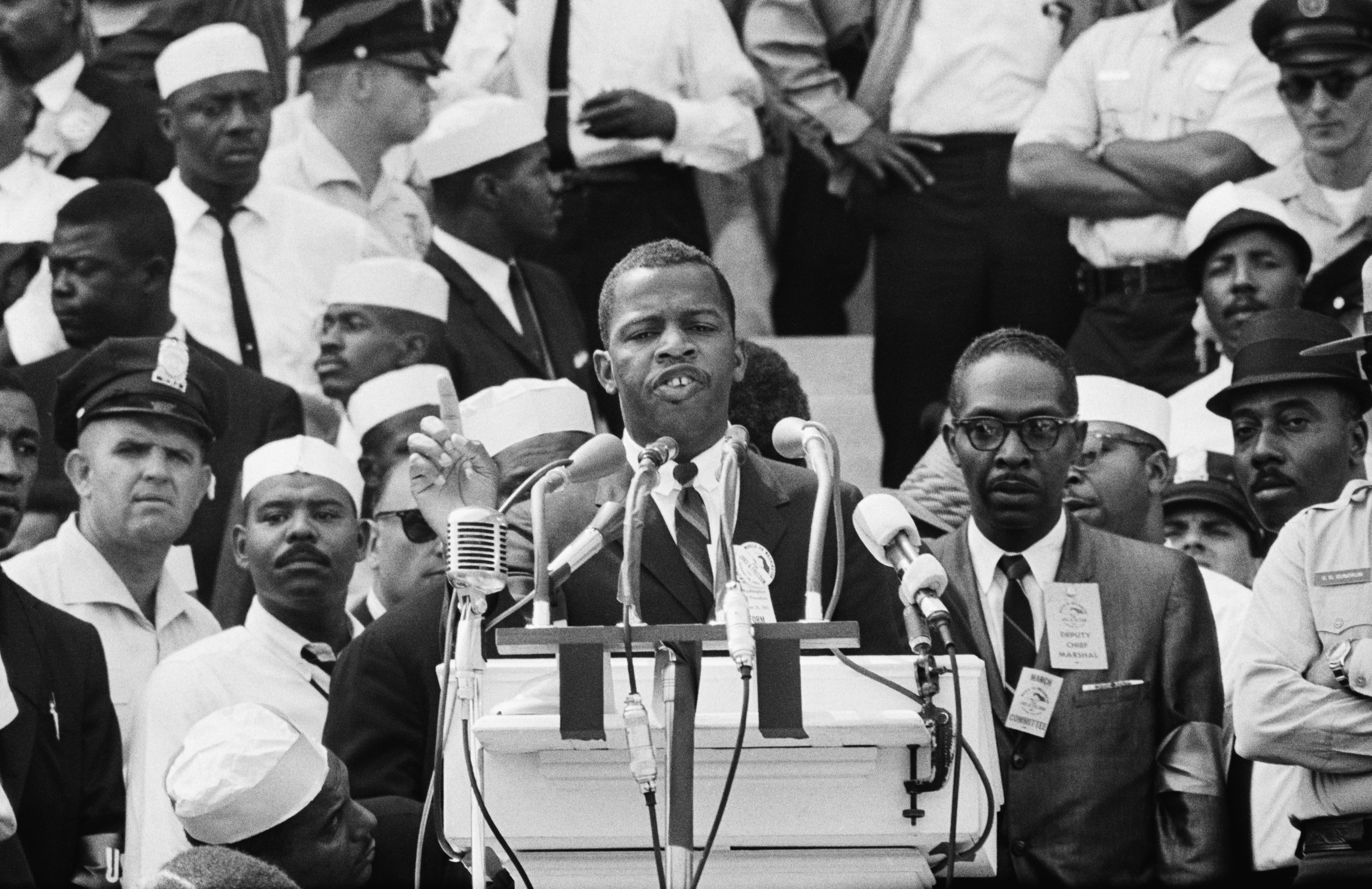 John Lewis and the beginning of an era