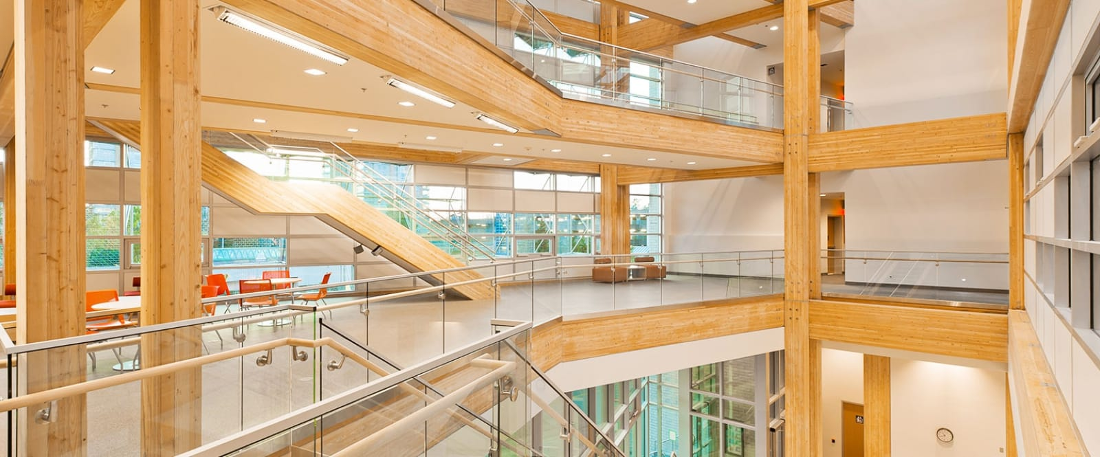The hottest new thing in sustainable building is, uh, wood