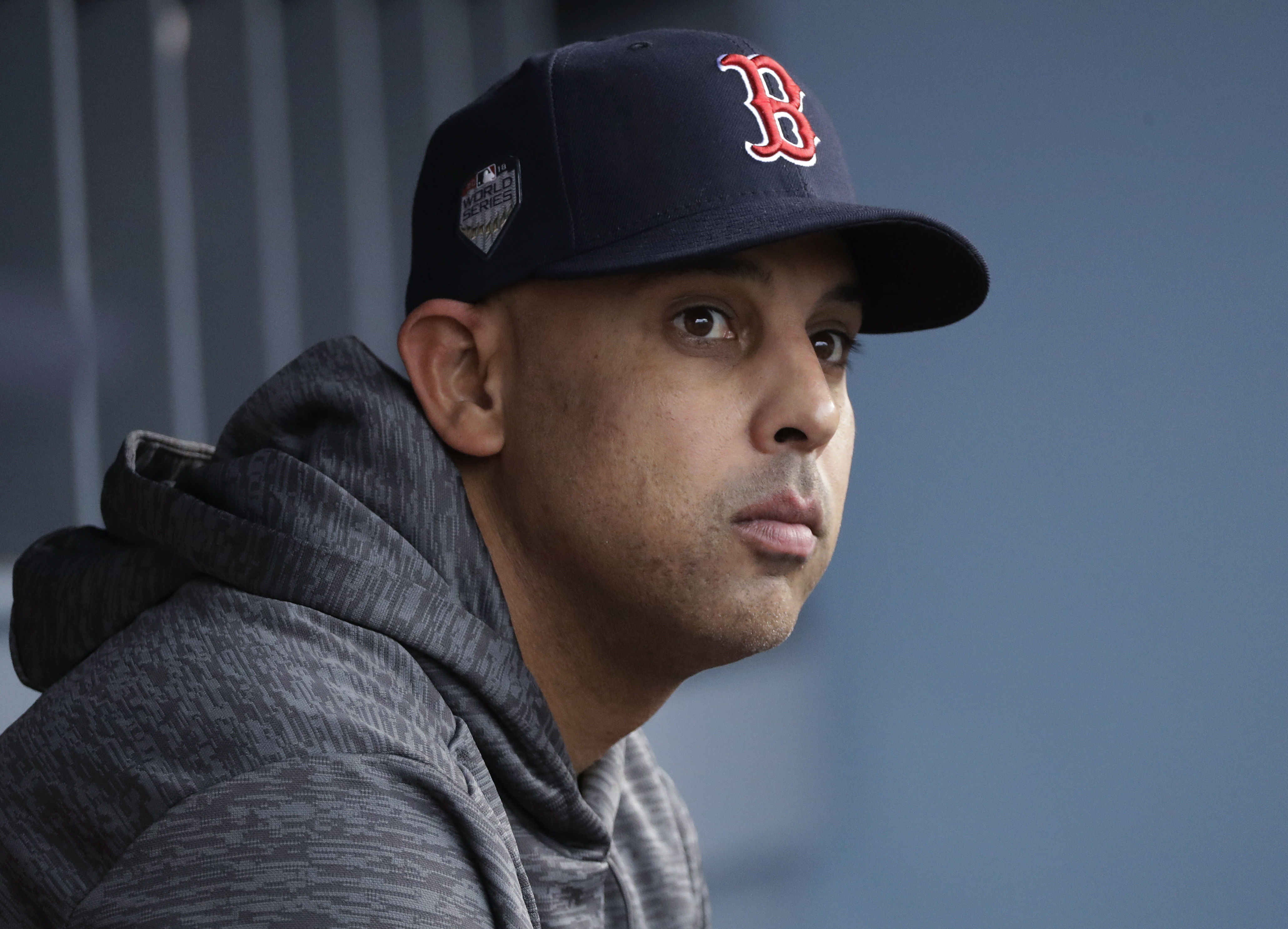 The Red Sox fired manager Alex Cora after he was implicated in the Houston Astros cheating scandal.