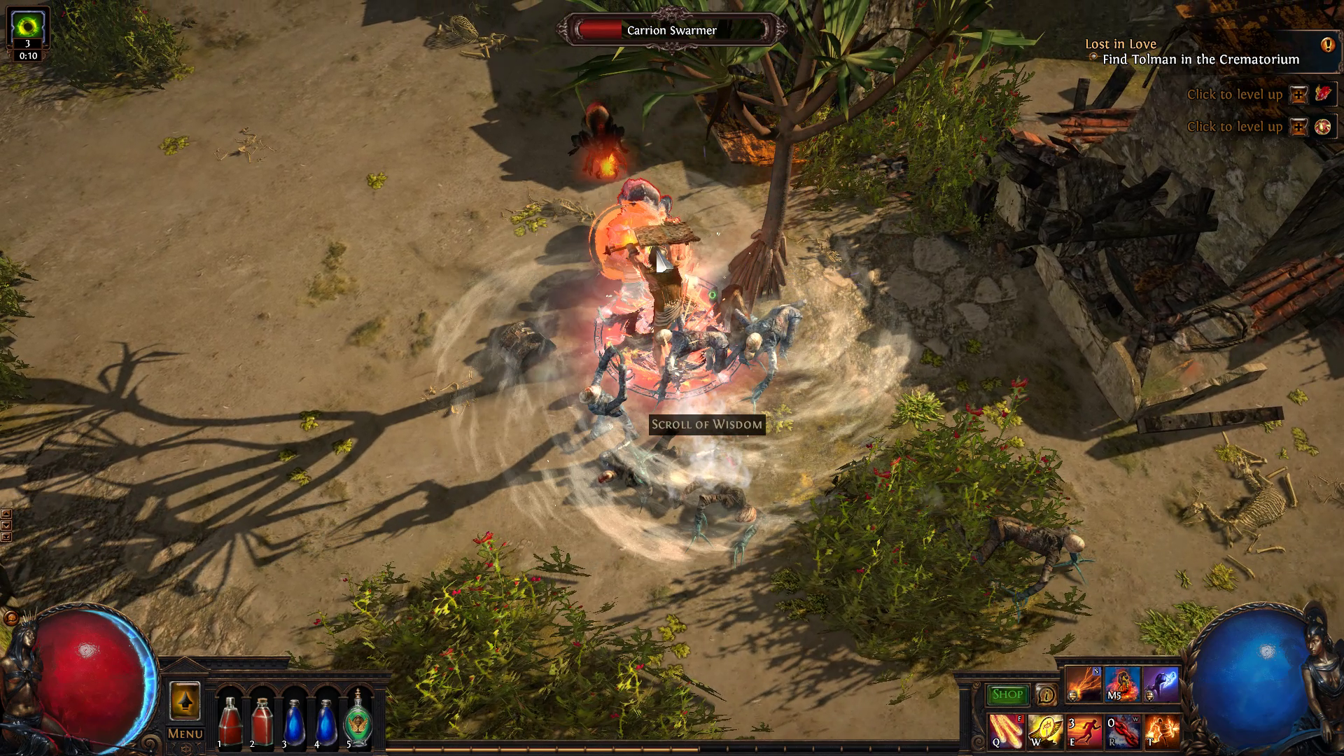 Path of Exile Support Skill Gems