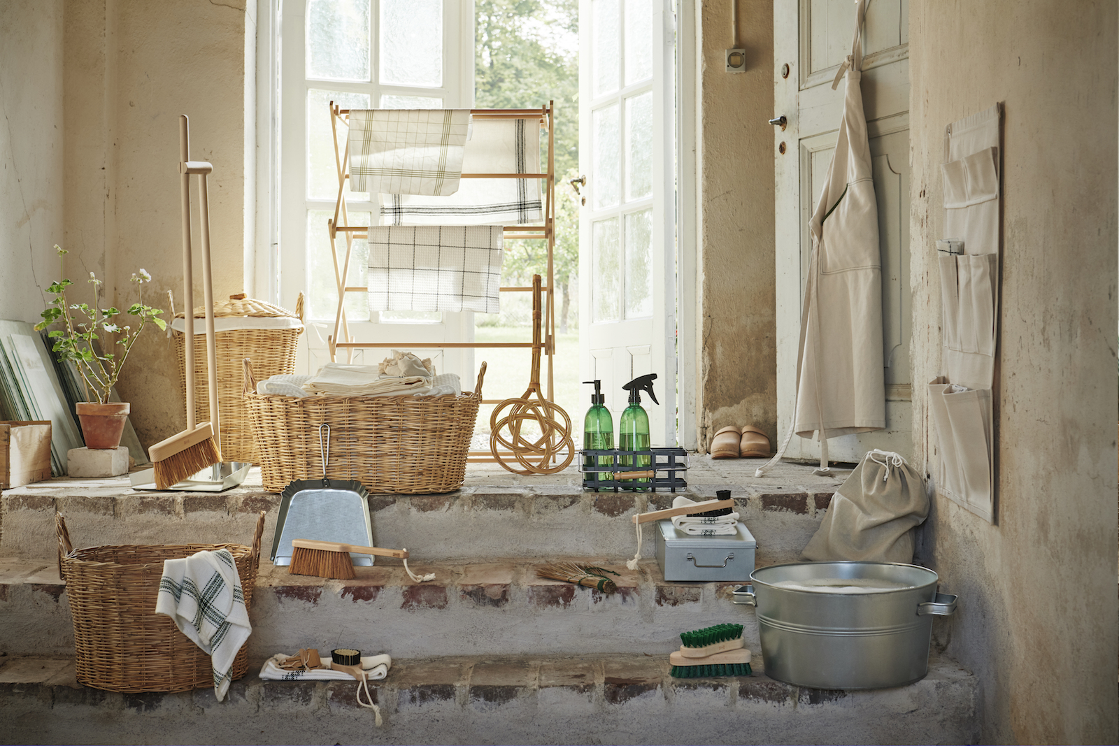 Ikea's upcoming collection wants to help you spring clean in style