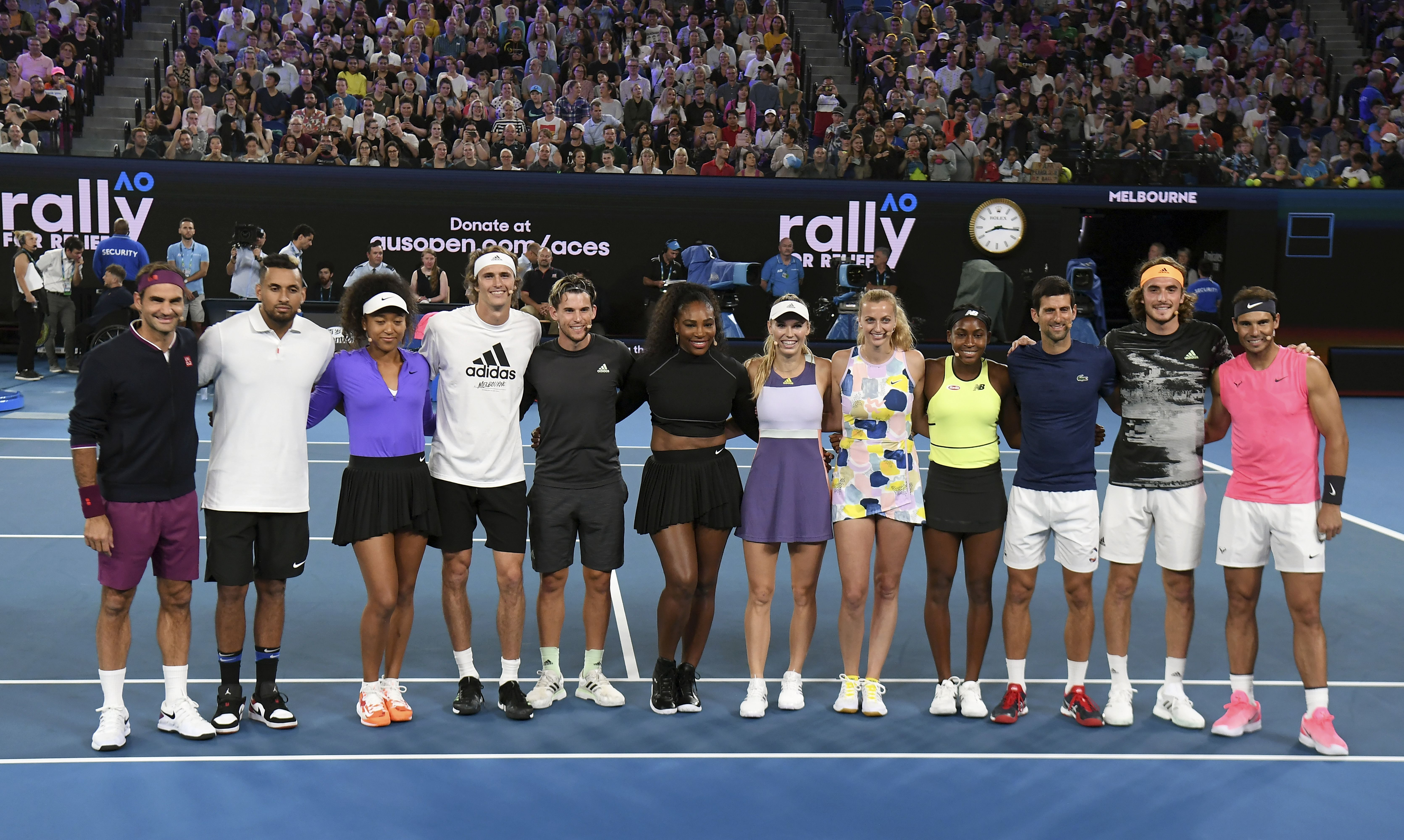 TENNIS-AUS-OPEN-AUSTRALIA-FIRE-ENVIRONMENT-CLIMATE