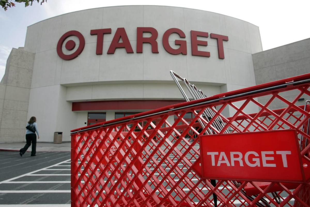 Target failed to meet sales goals during the holiday season, usually the most profitable time of the year.