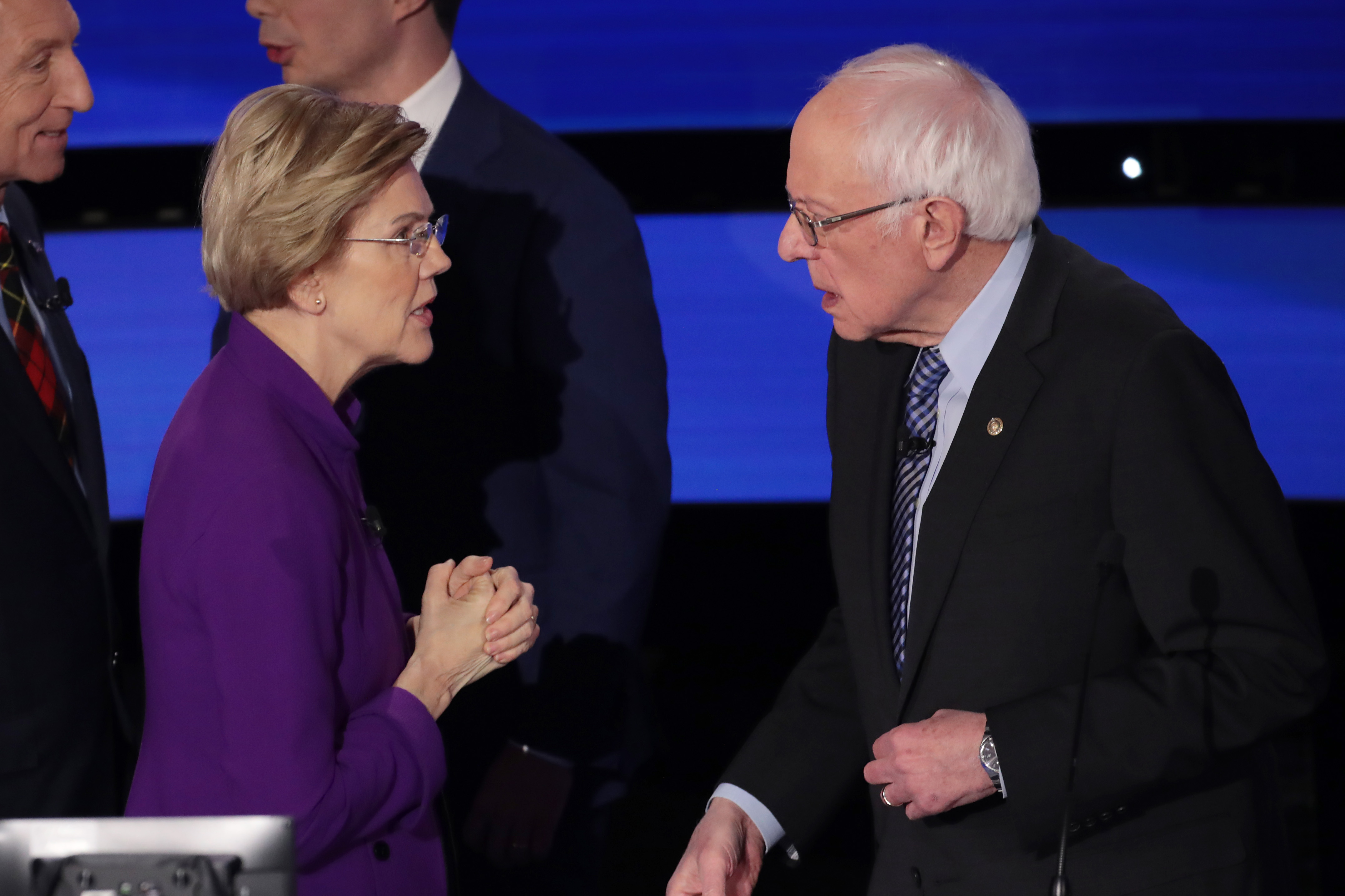 Why #NeverWarren should make you nervous about 2020