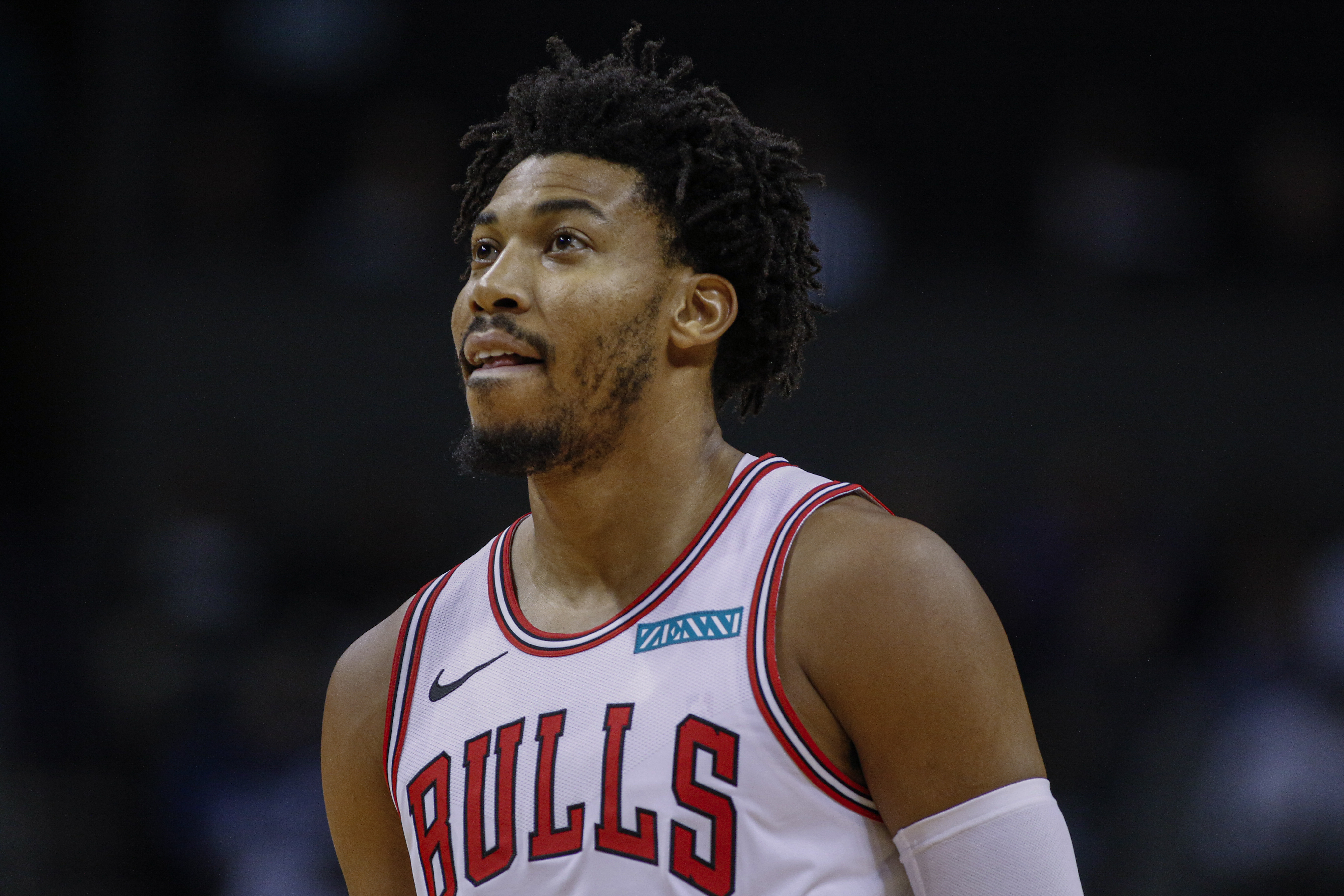 The Bulls are not sure when Otto Porter Jr. might return.