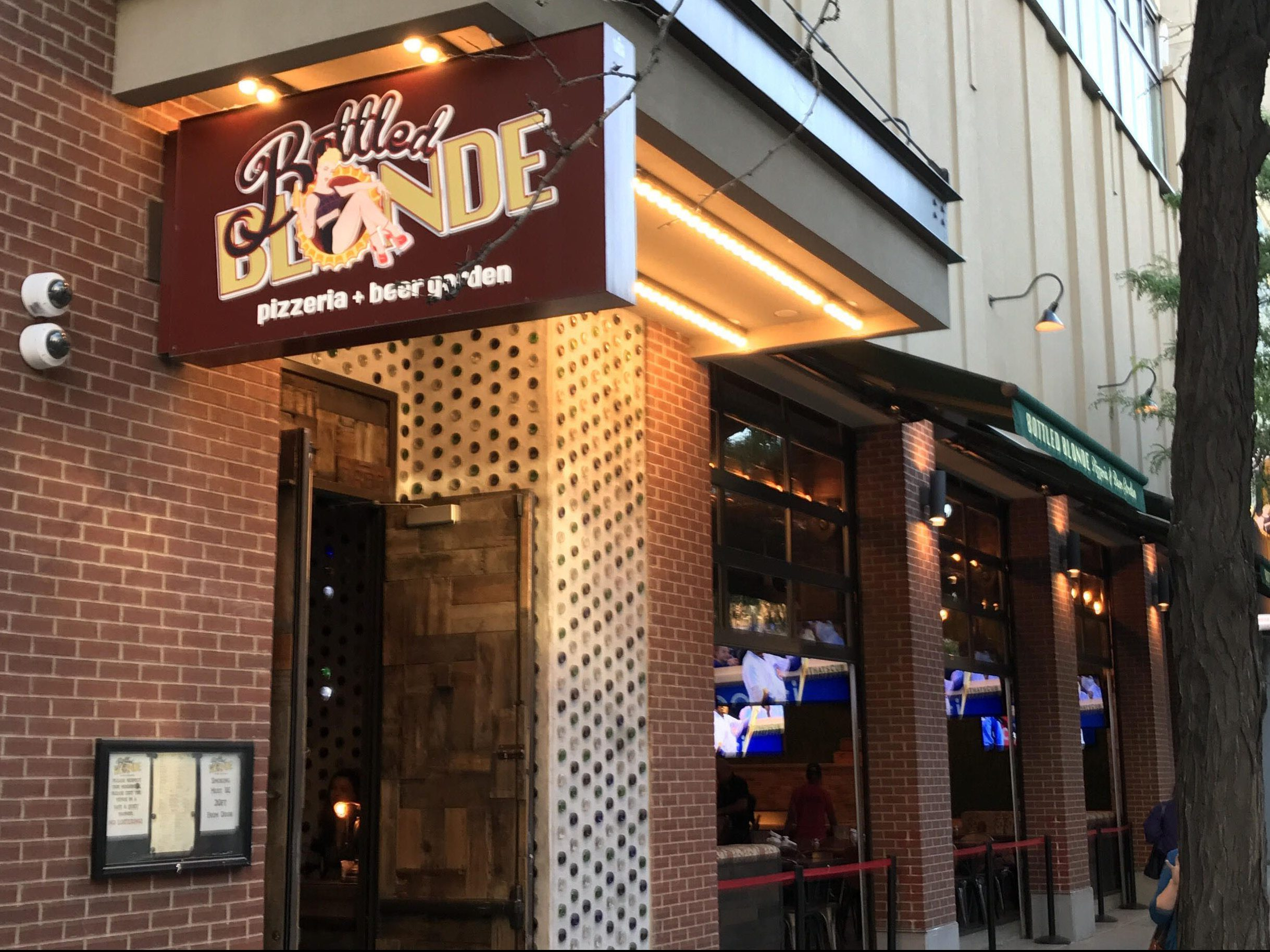 Bottled Blonde, 504. N. Wells St., faces license-revocation proceedings.