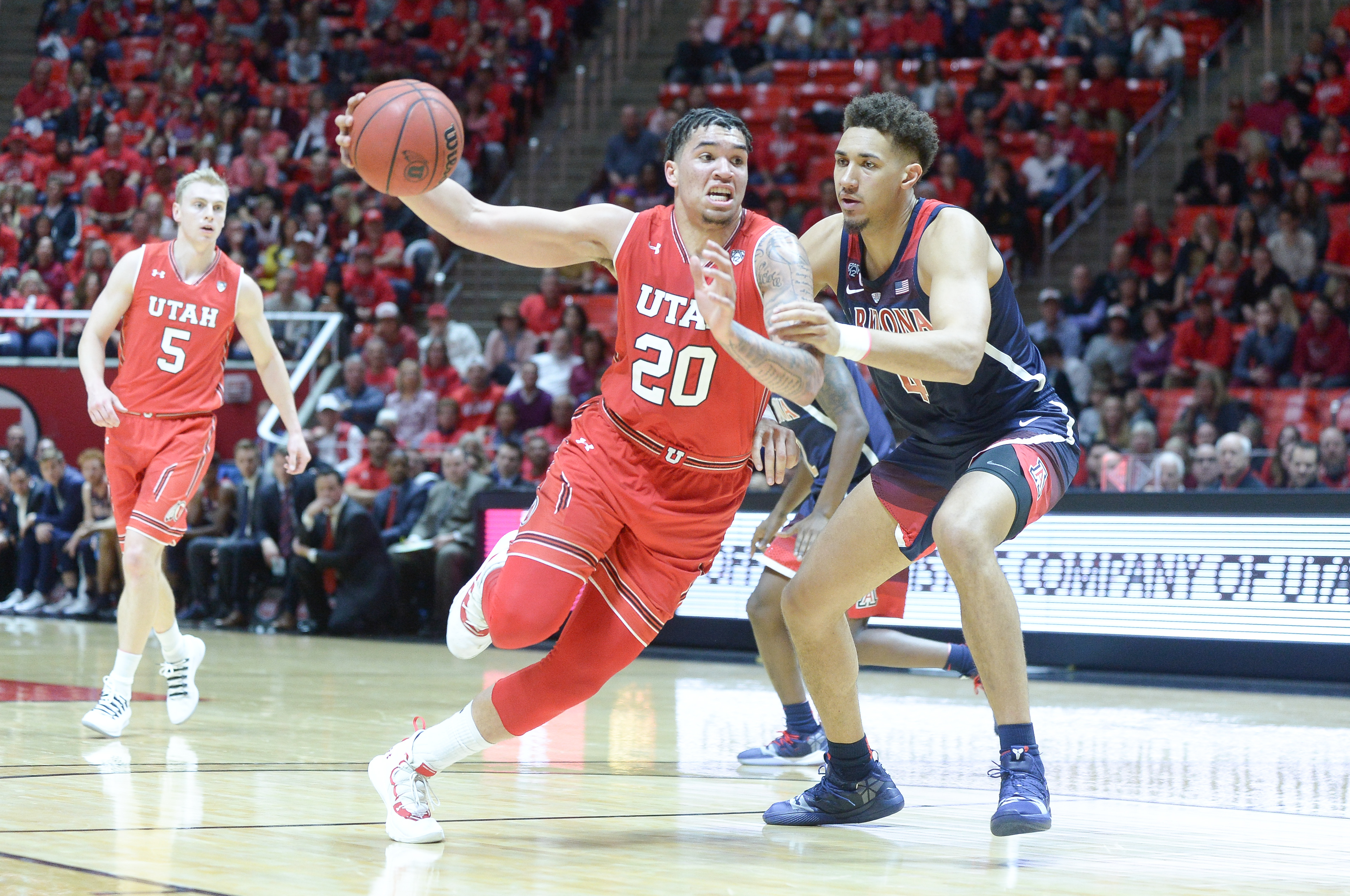 arizona-utah-basketball-preview-notes-time-tv-channel-live-stream-wildcats-utes-pac-12-network-watch