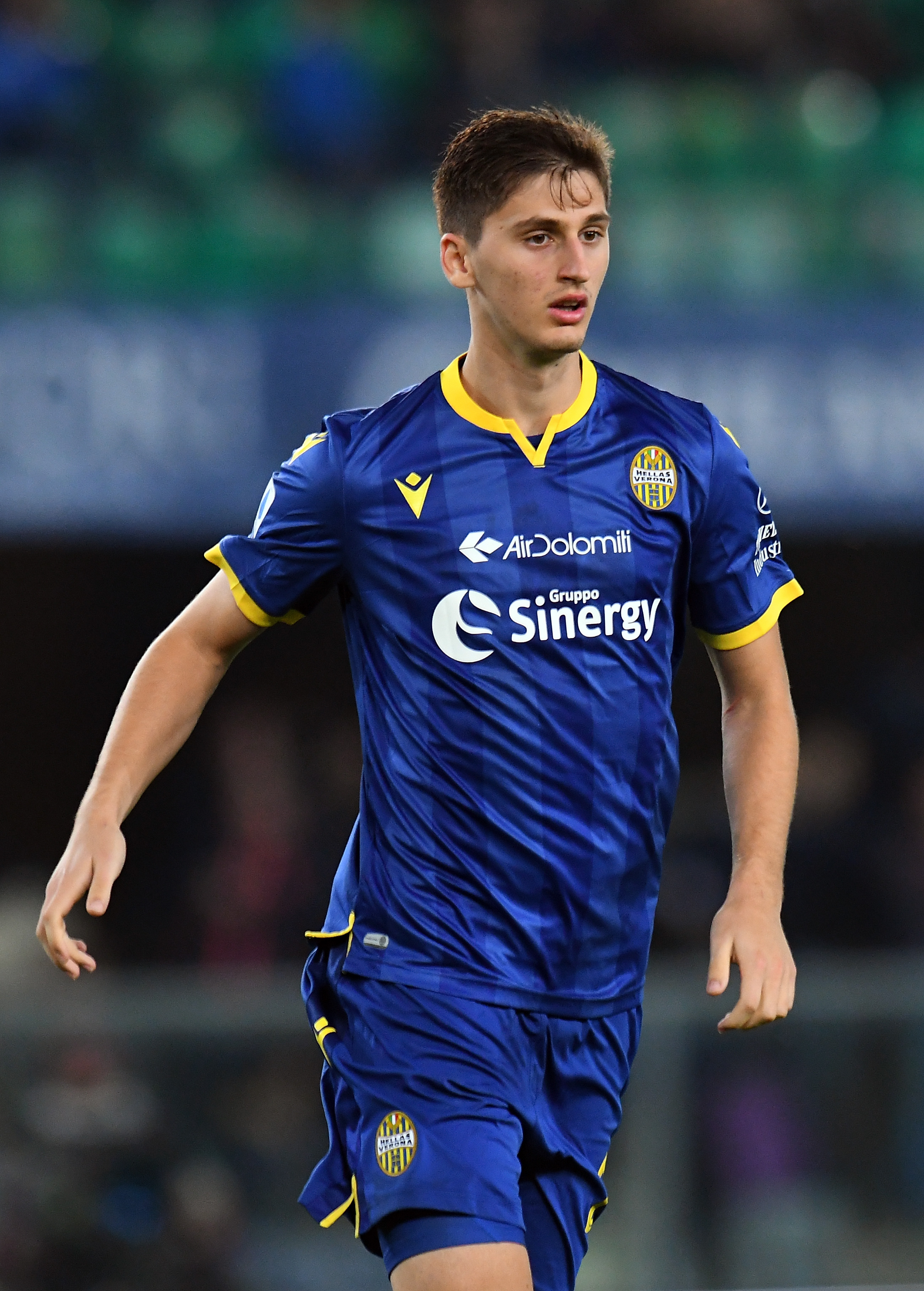 Everton in race for one of Serie A's brightest defensive prospects