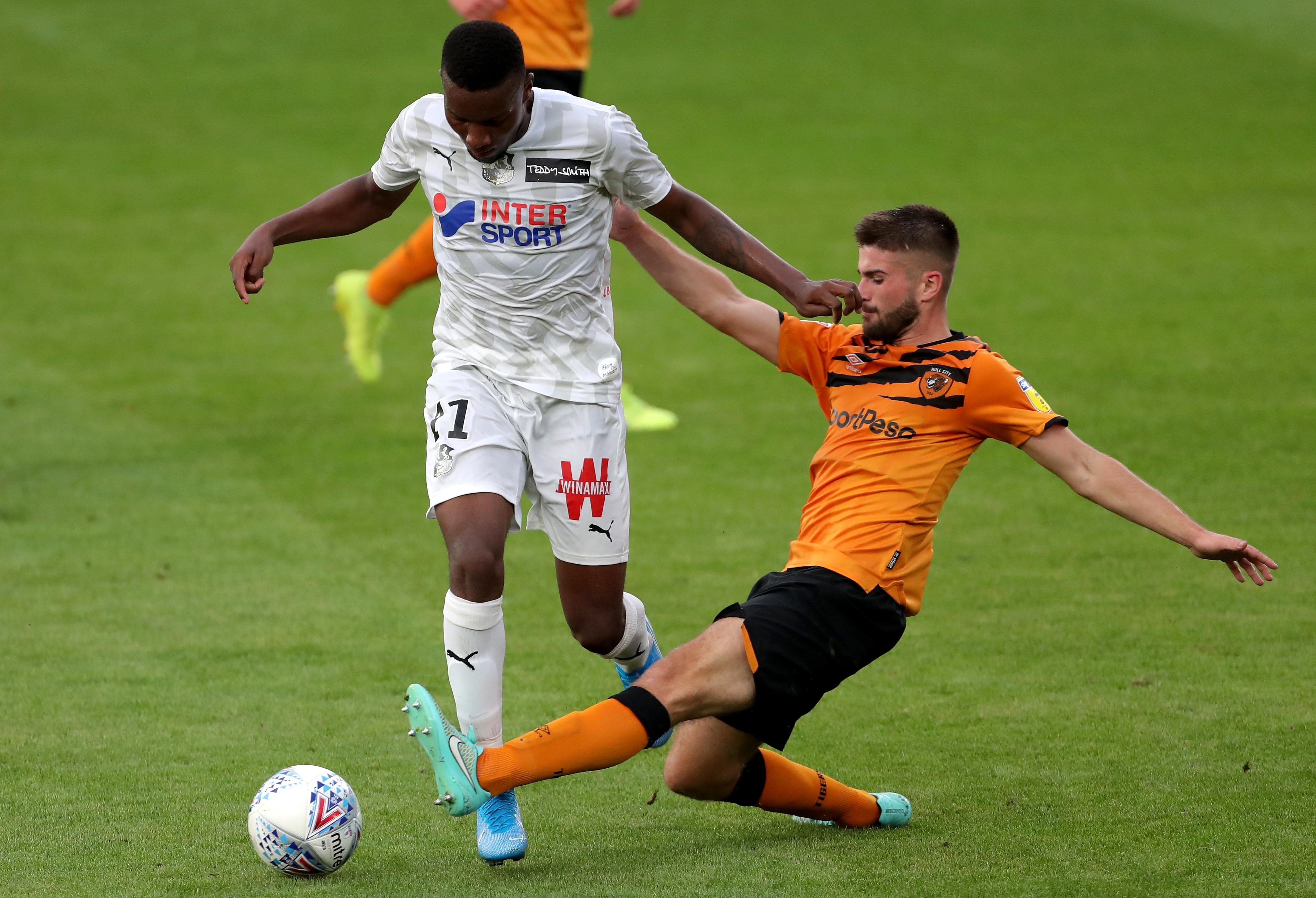 Hull City v Amiens SC - Pre-Season Friendly - KCOM Stadium