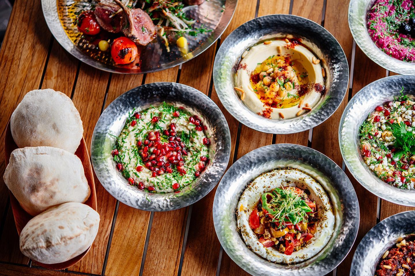 Beloved Syrian Restaurant Damas Will Open an Outremont Epicerie-Comptoir This Year
