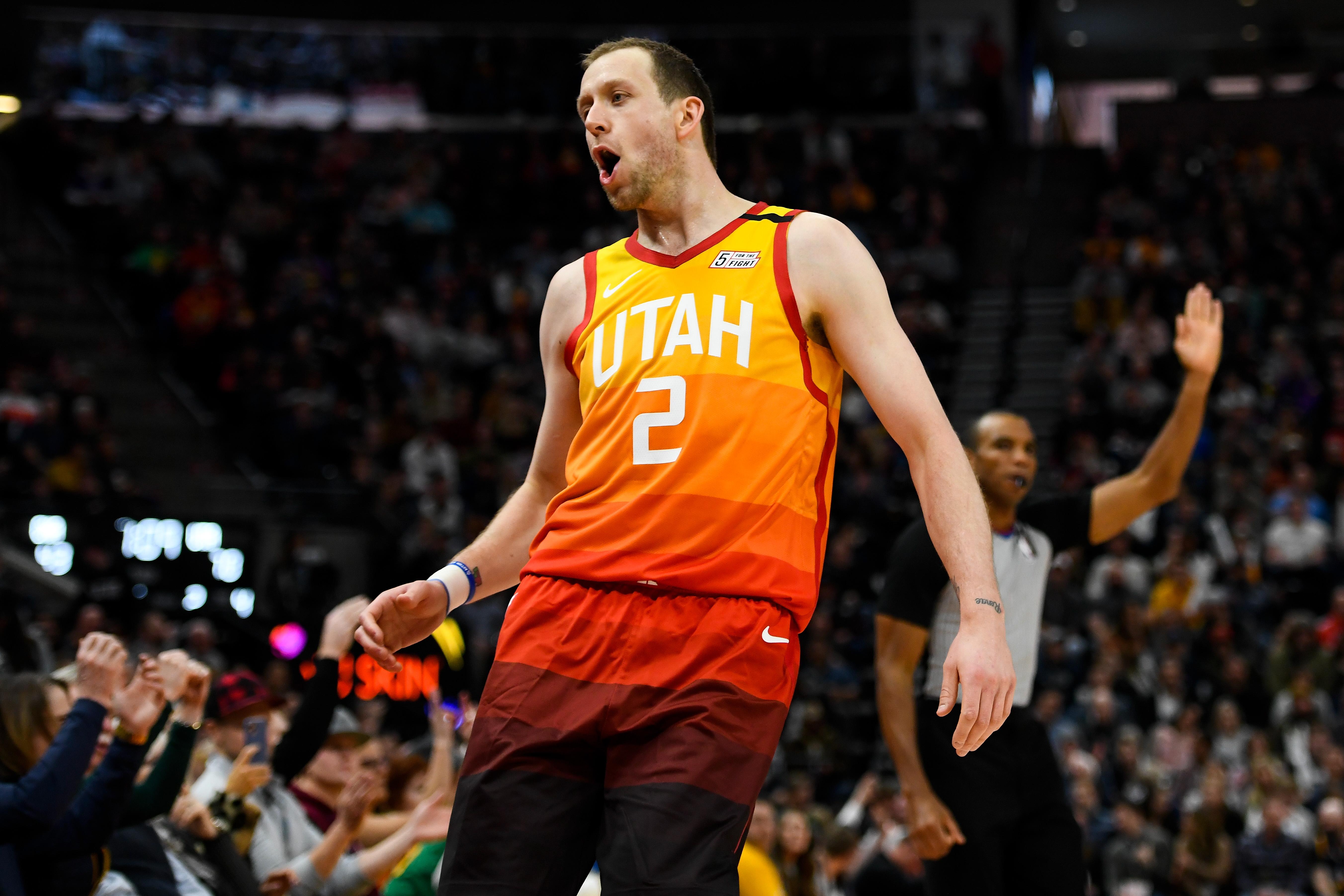 Charlotte Hornets v Utah Jazz