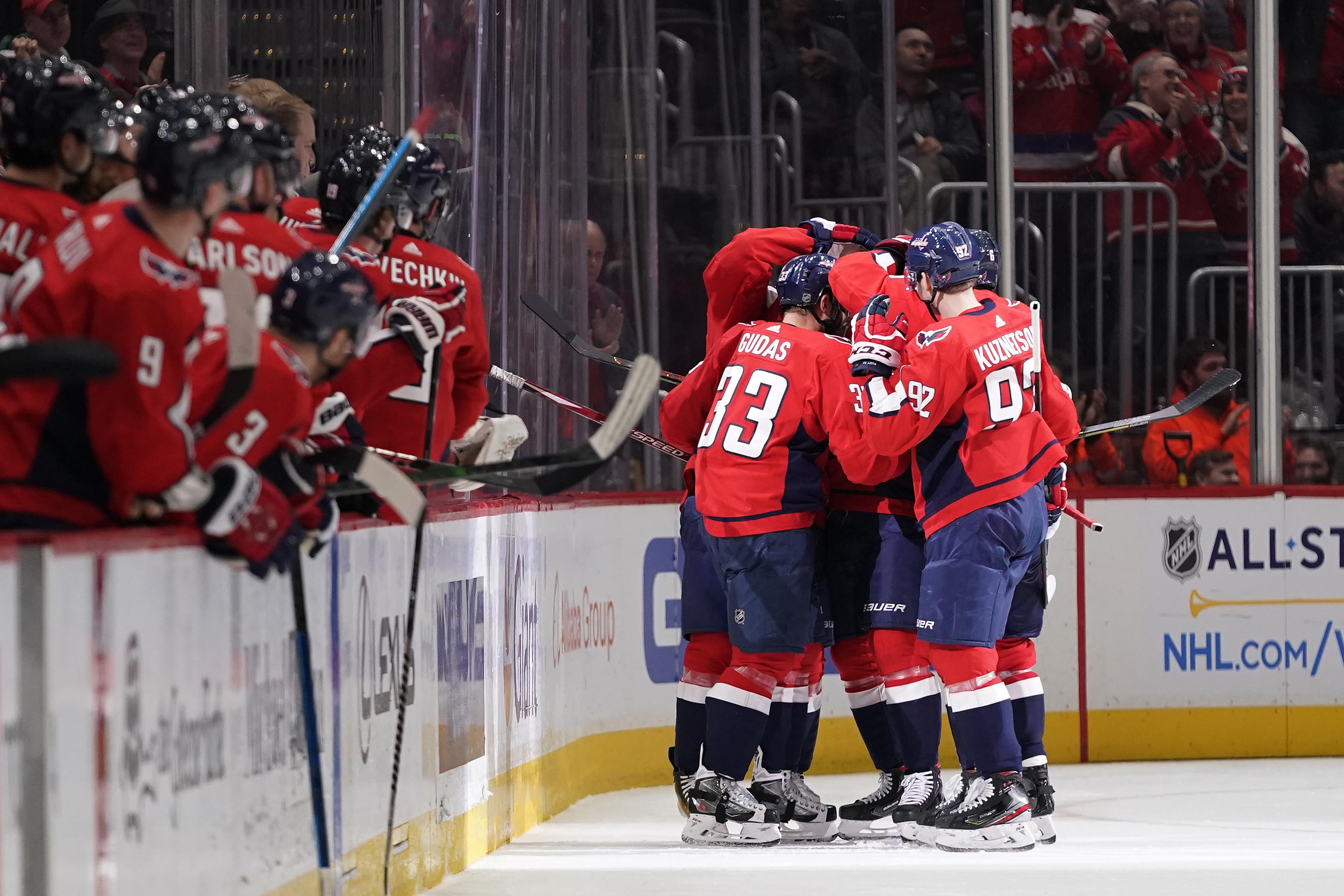 Ottawa Senators v Washington Capitals