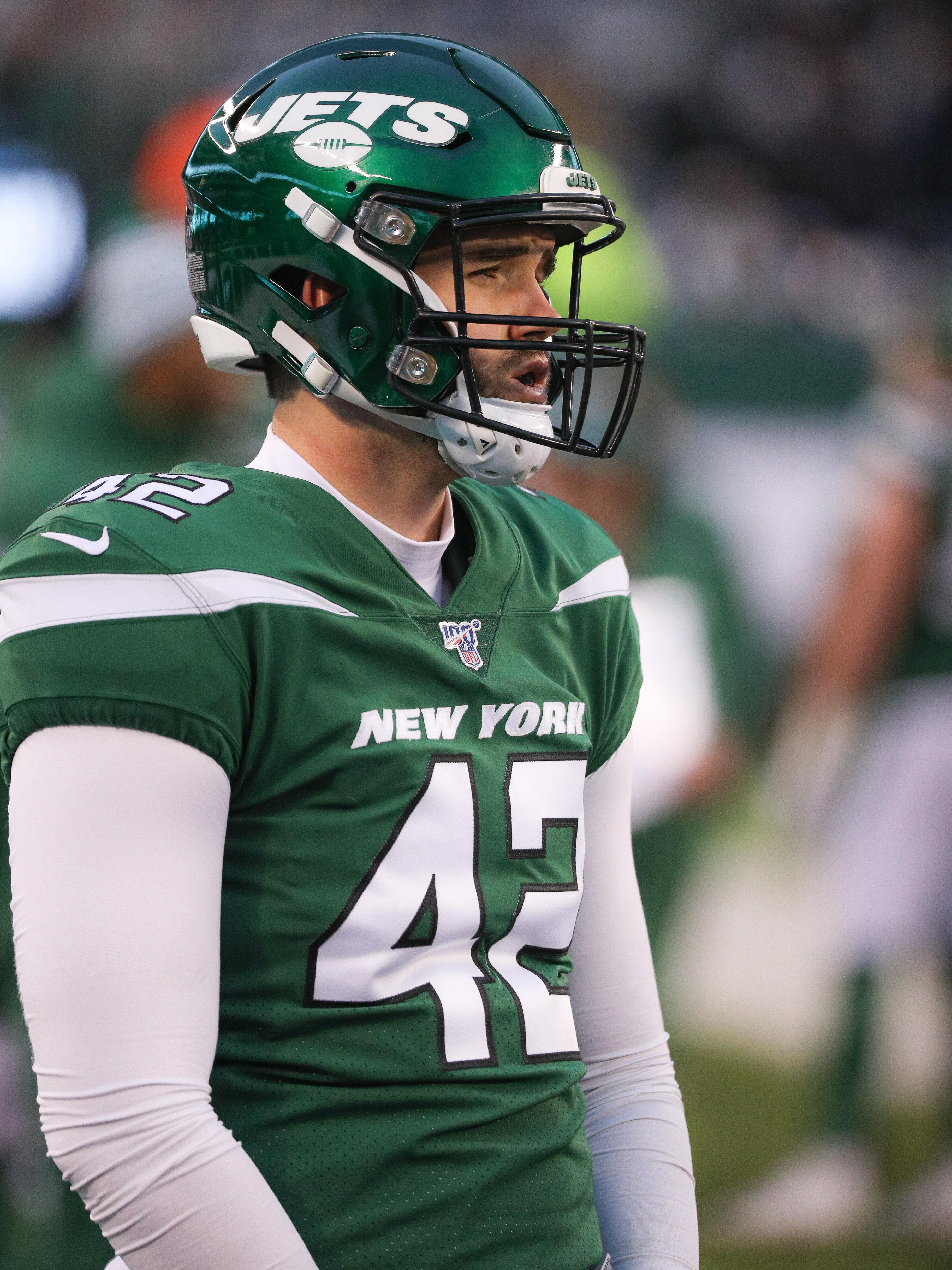NFL: NOV 24 Raiders at Jets