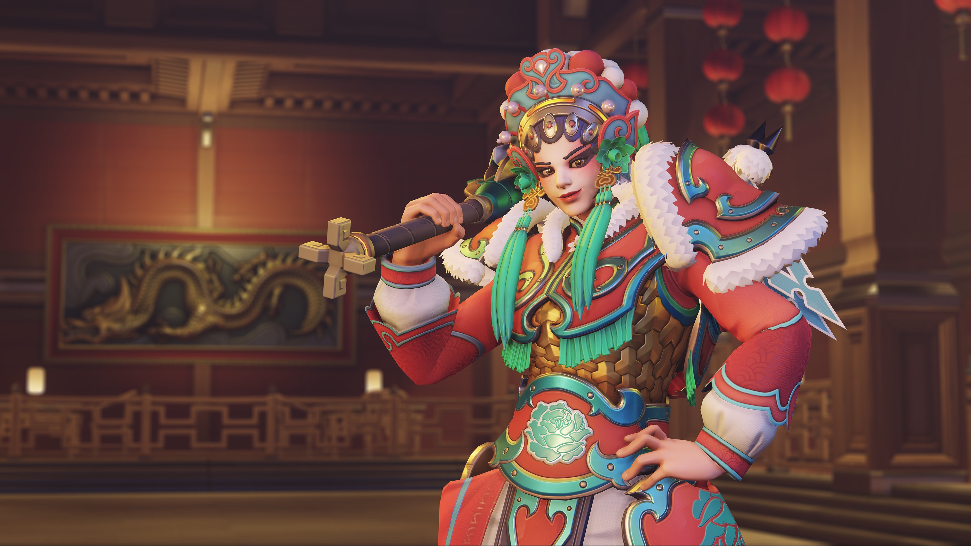 Overwatch's Lunar New Year starts today, with all-new skins