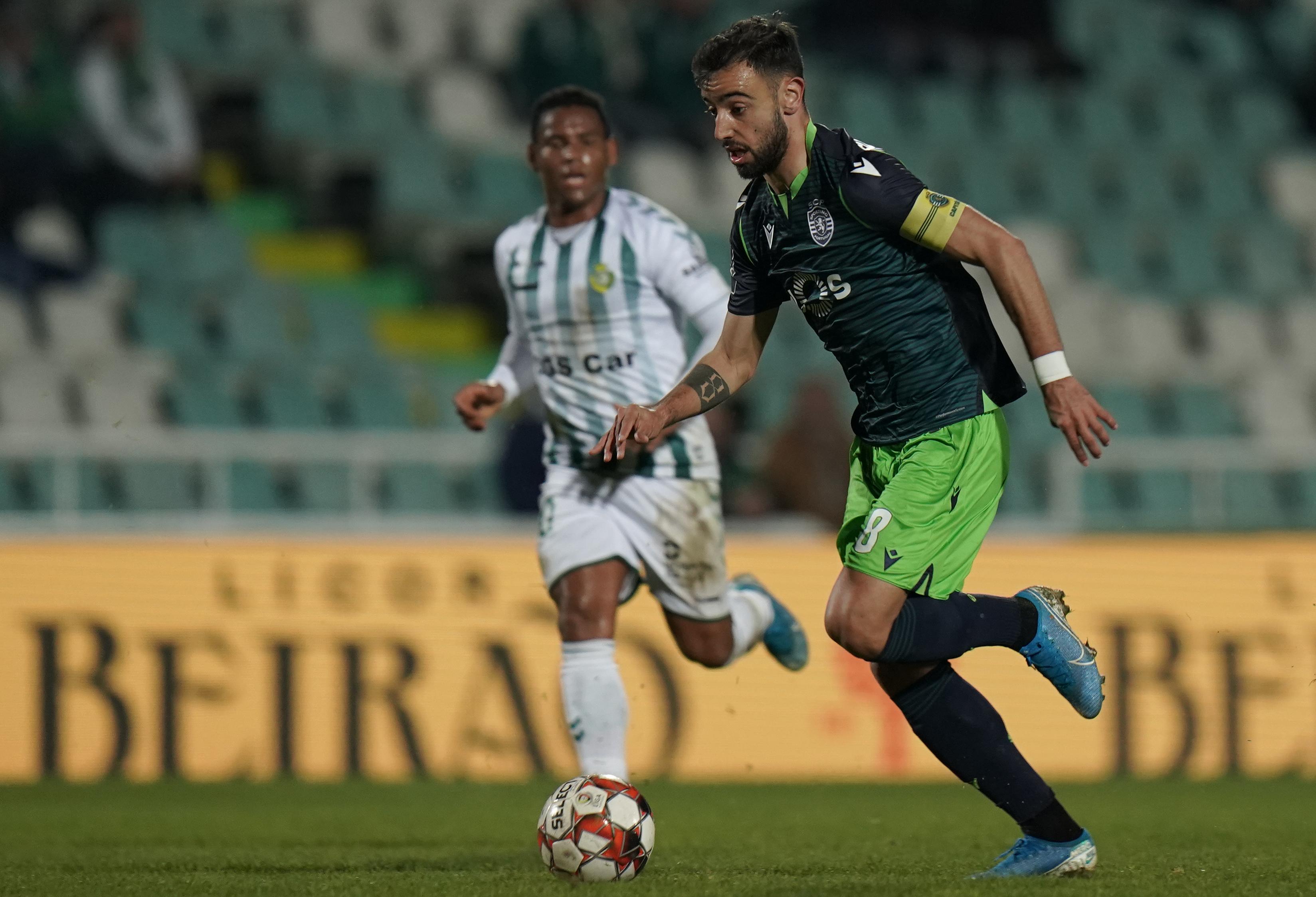 Vitoria FC v Sporting CP - Liga NOS