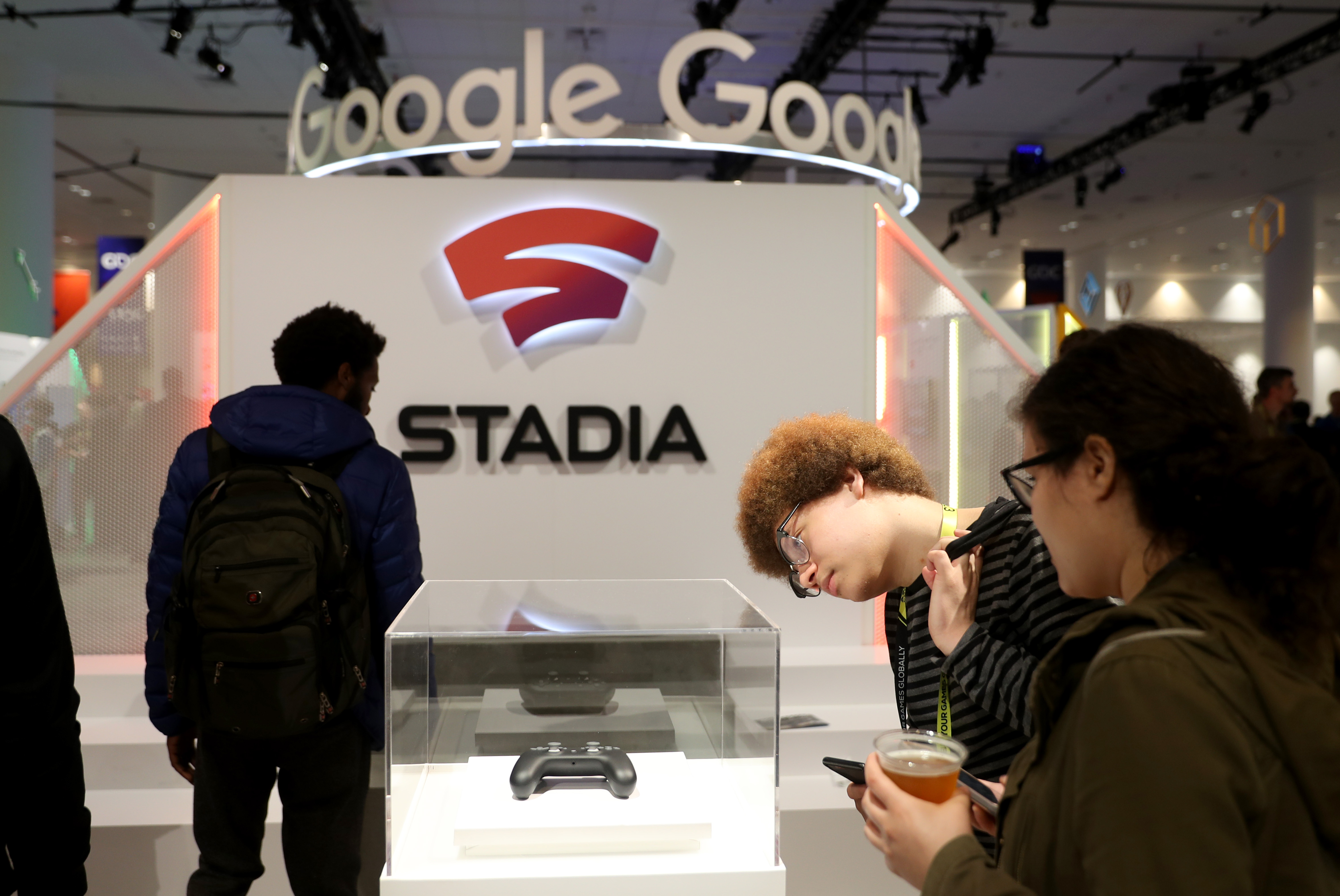 Stadia getting 10 timed exclusives this year, Google says
