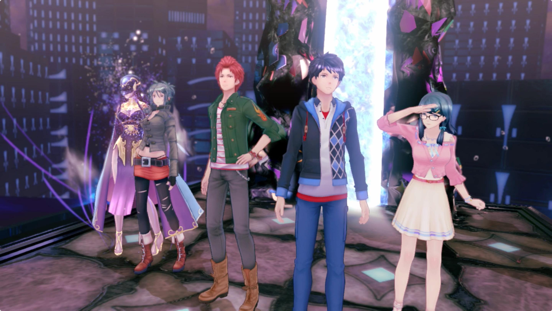Tokyo Mirage Sessions #FE Encore Nintendo Switch review Itsuki Aoi and his fellow idols enter the Idolasphere