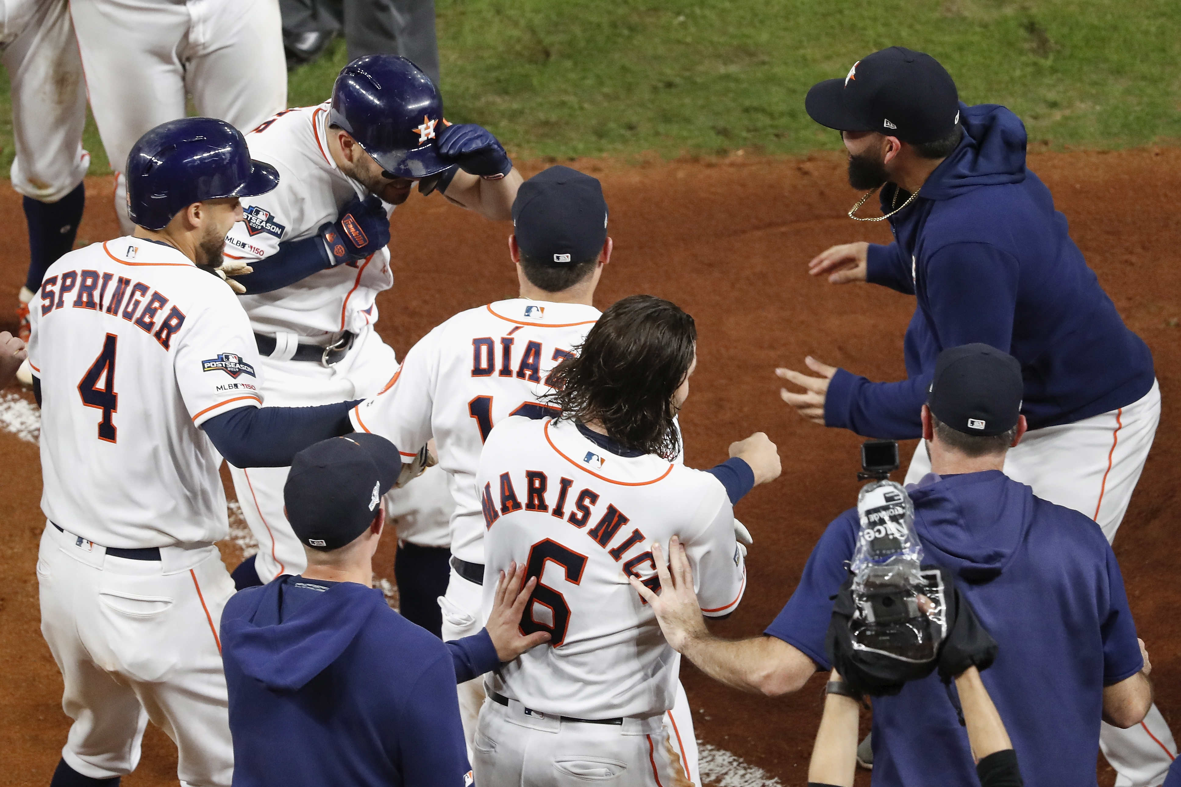 The Astros cheating scandal is getting messier and more amazing