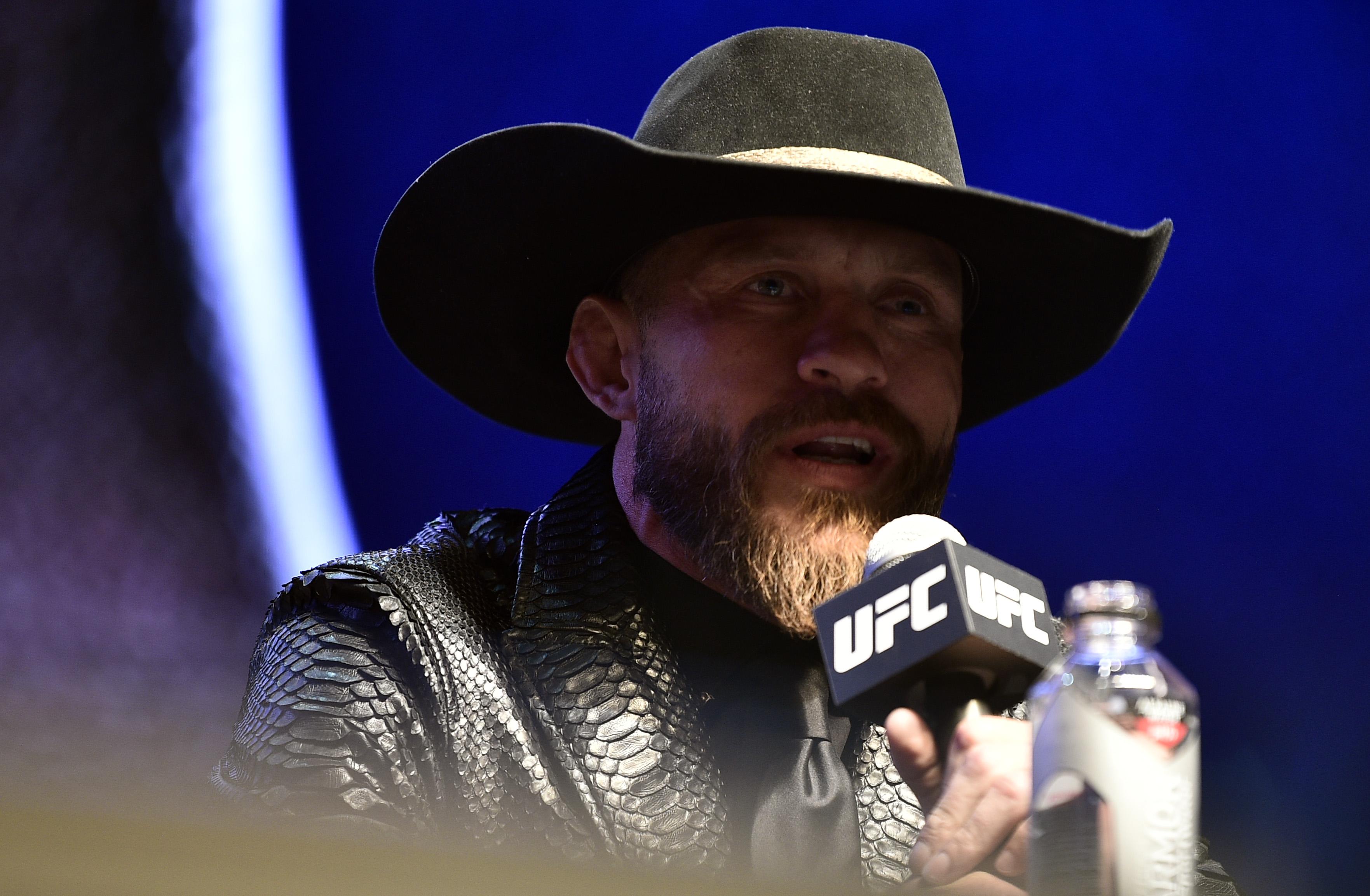 UFC 246 Press Conference