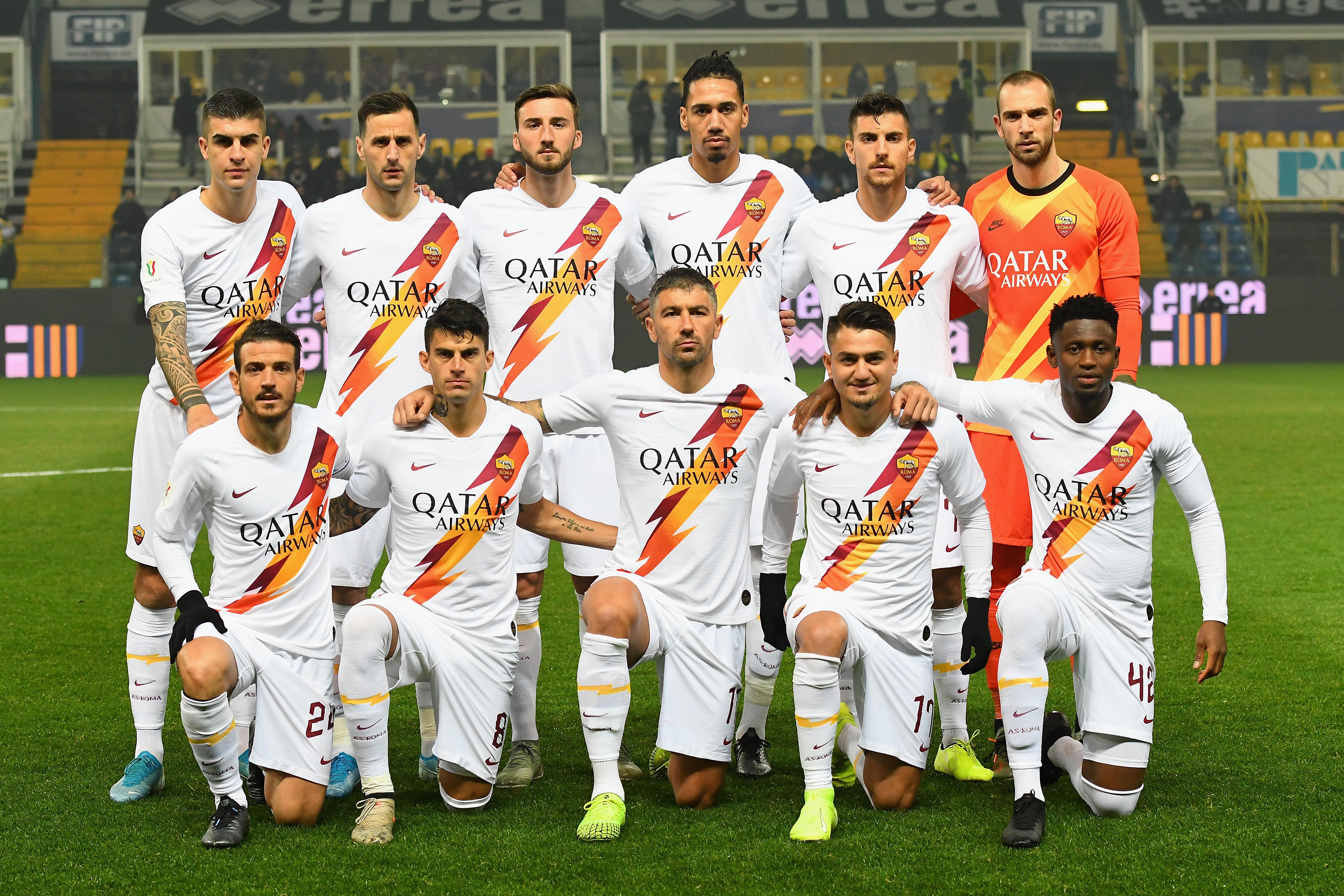 Parma Calcio v AS Roma - Coppa Italia