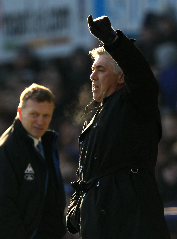 Everton v Chelsea - FA Cup 4th Round